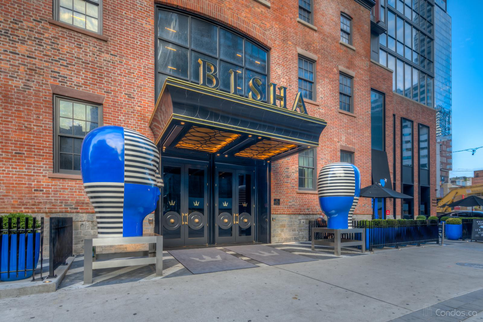 Bisha Hotel & Residences at 88 Blue Jays Way, Toronto 1
