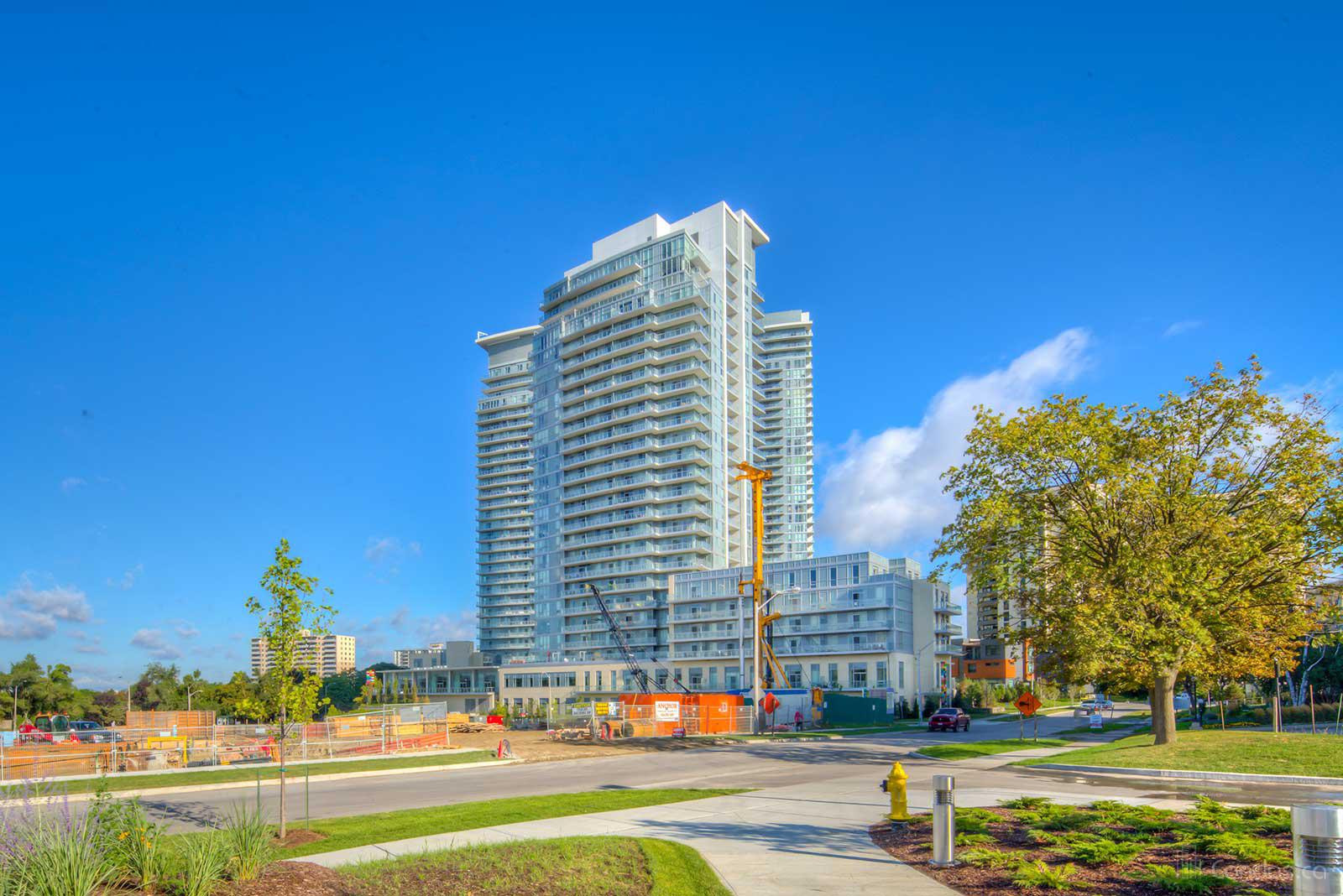 Dream Tower at Emerald City at 62 Forest Manor Rd, Toronto 0