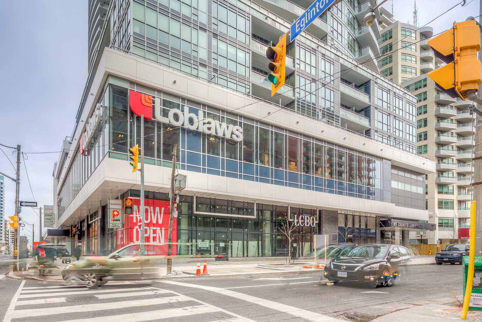 The Madison at Yonge and Eglinton at 89 Dunfield Ave, Toronto 1