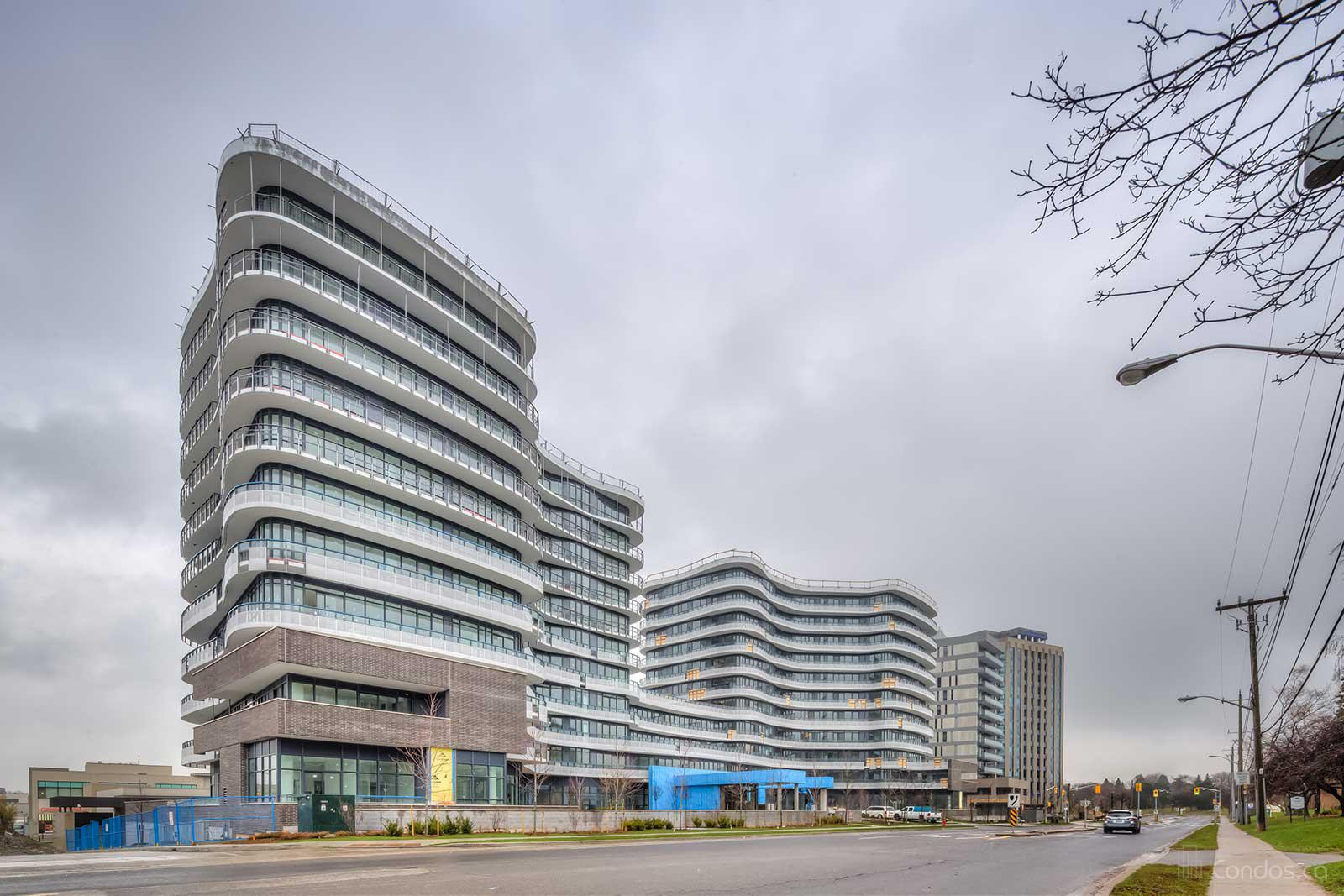 Flaire Condos at 99 The Donway W, Toronto 1
