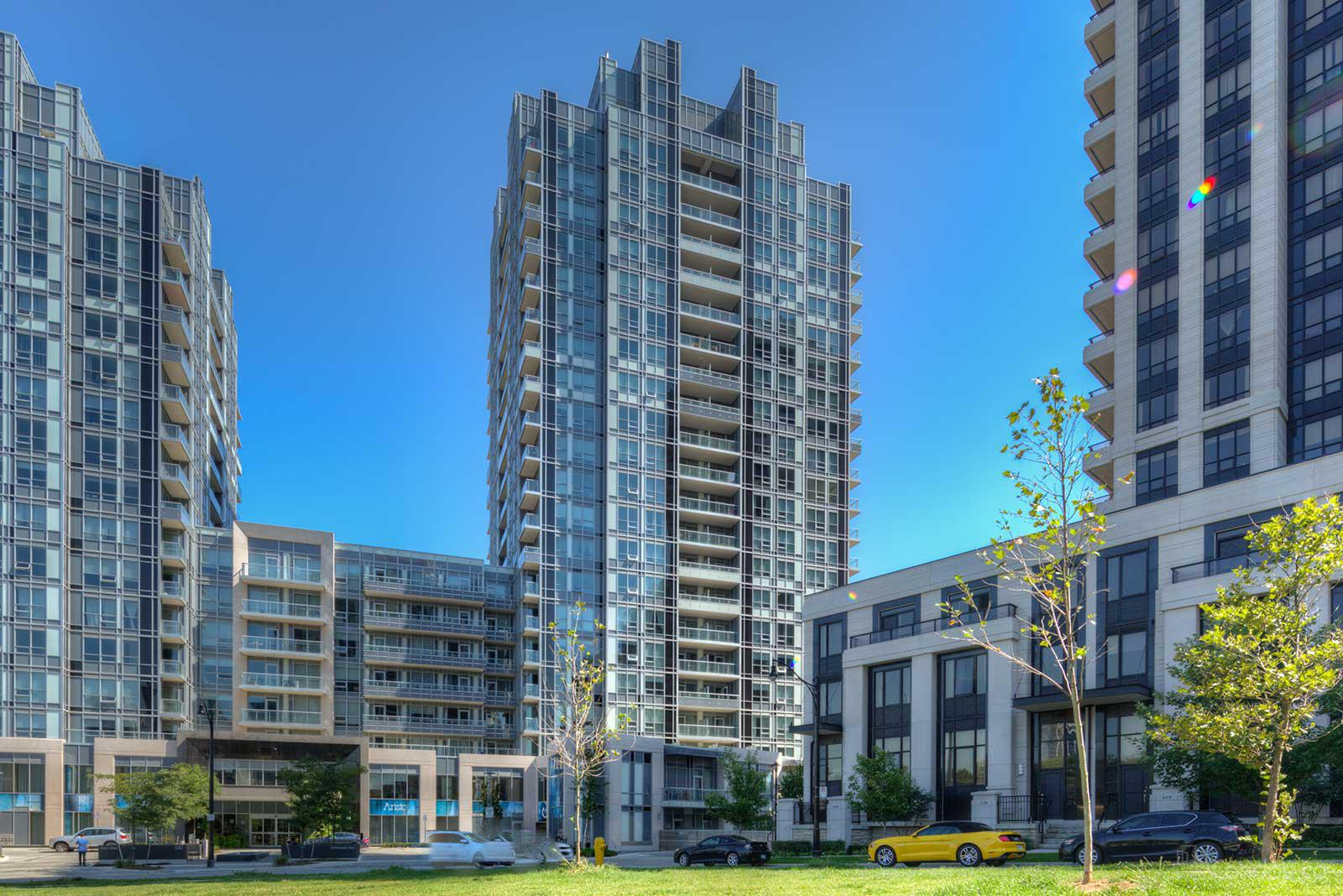Aristo At Avonshire at 130 Harrison Garden Blvd, Toronto 1