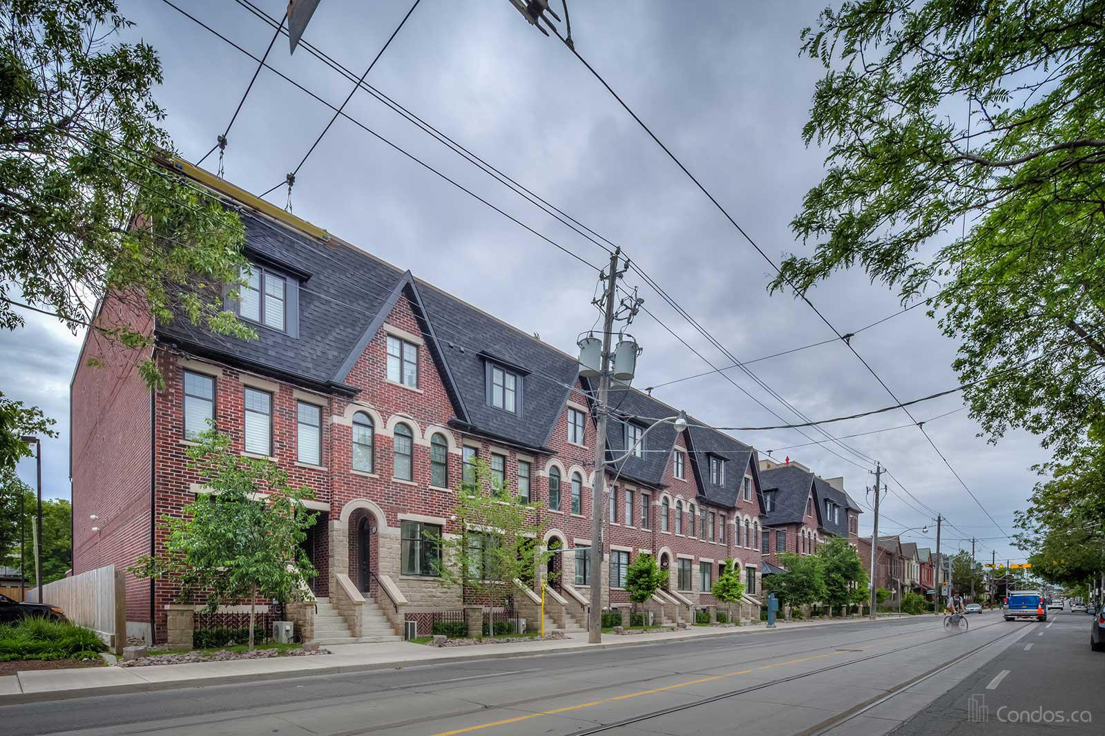 Riverside Towns at 150 Broadview Ave, Toronto 0