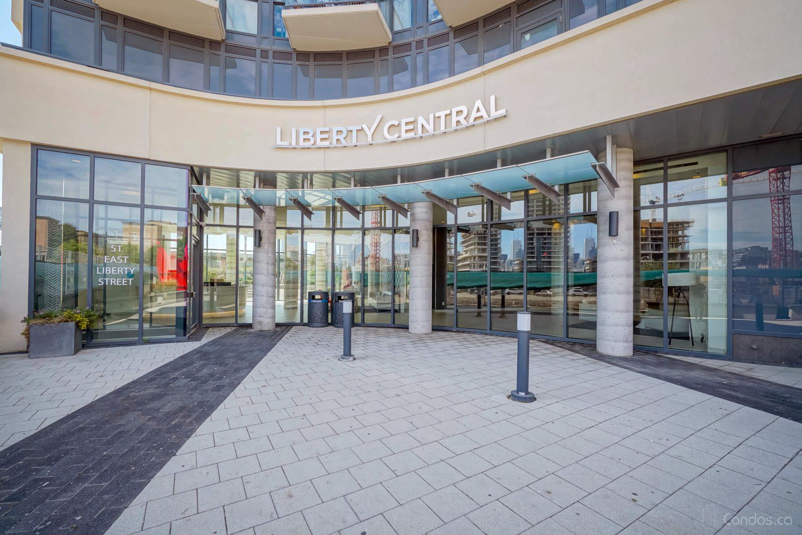 Liberty Central Phase I at 51 East Liberty St, Toronto 1