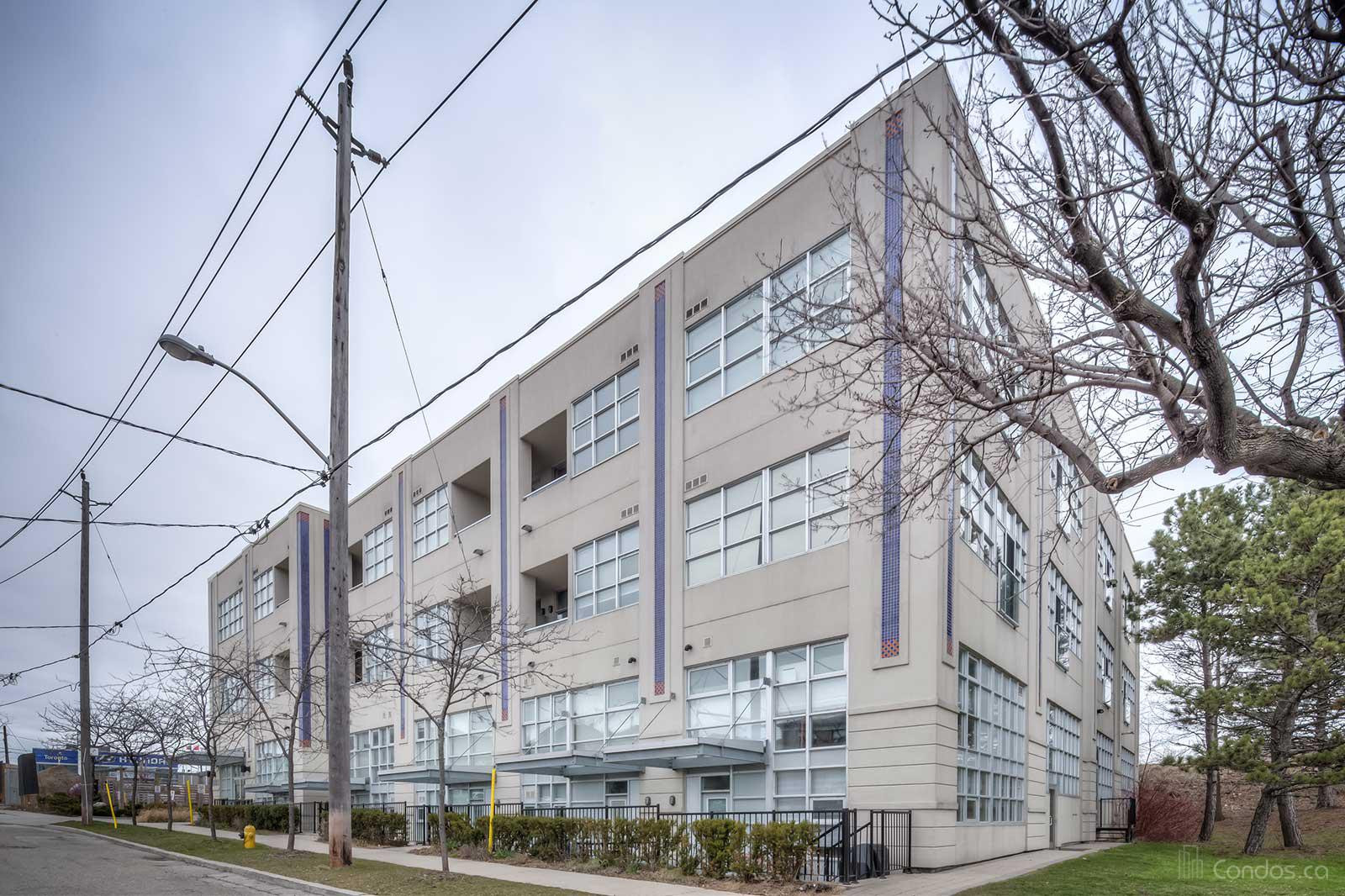 West Village Lofts at 550 Hopewell Ave, Toronto 0