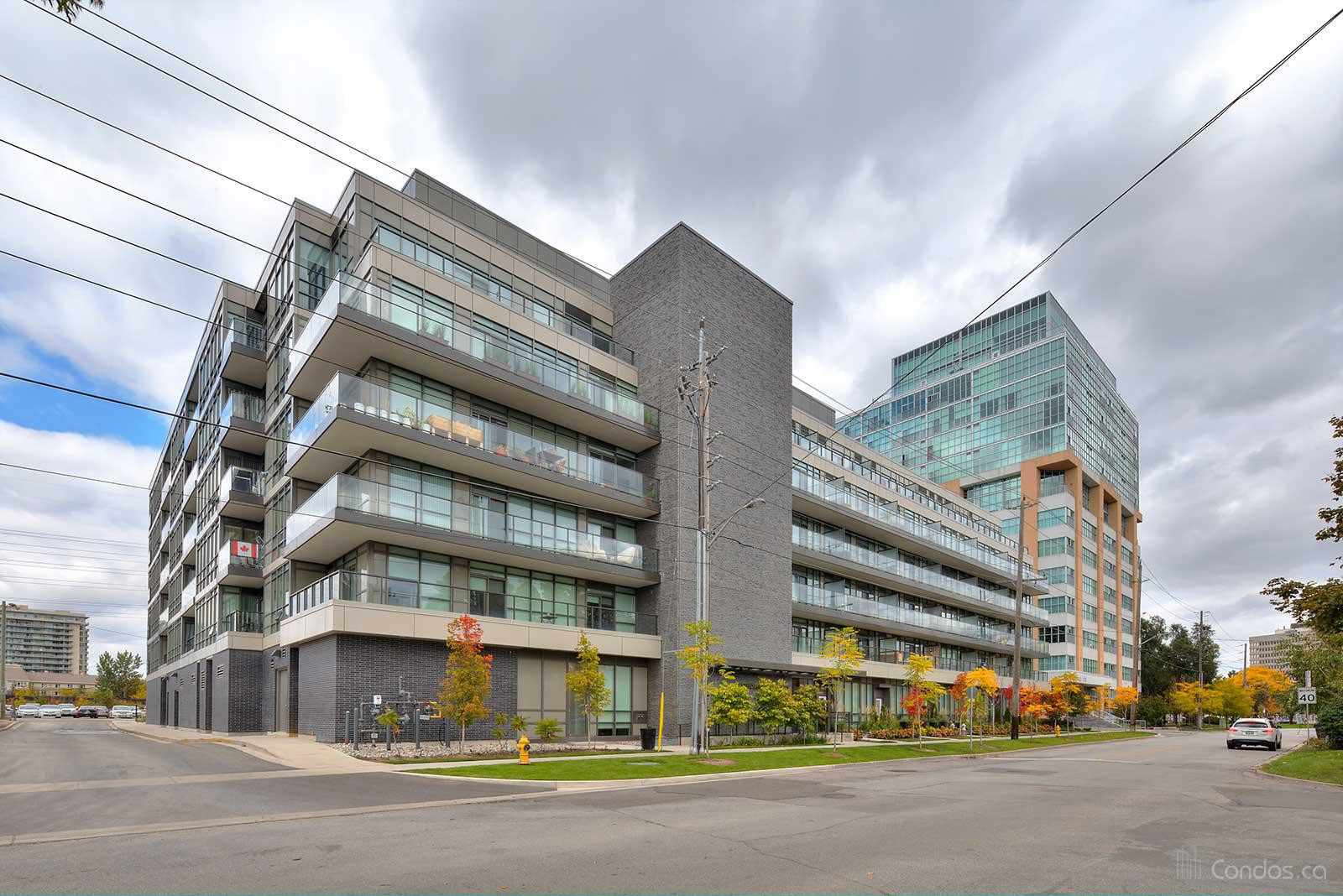 Westwood Condos at 8 Fieldway Rd, Toronto 1