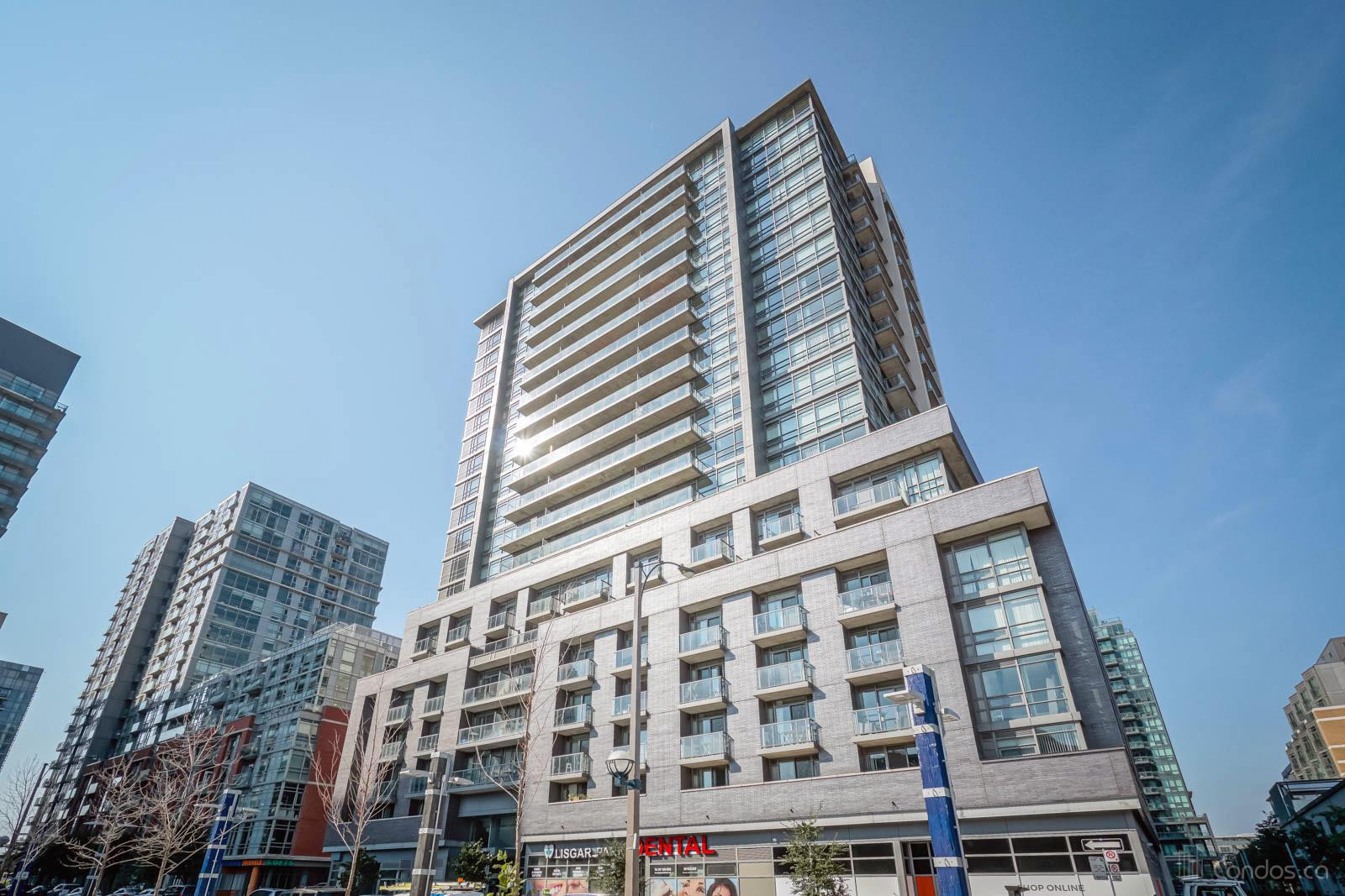 Epic on Triangle Park at 68 Abell St, Toronto 0
