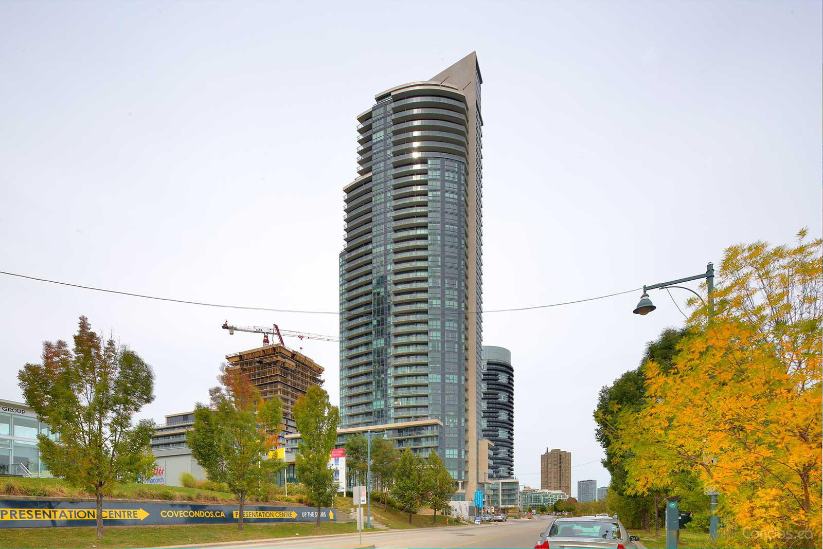 Ocean Club Waterfront Condominiums at 60 Annie Craig Dr, Toronto 0