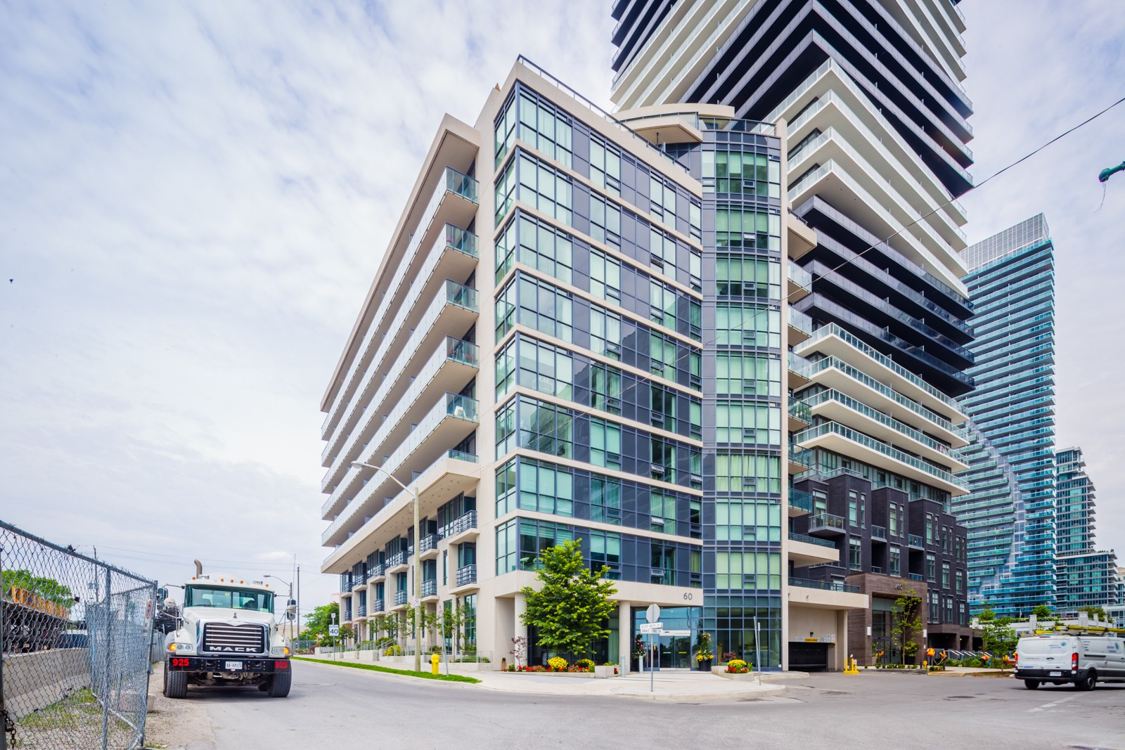 Ocean Club Waterfront Condominiums at 60 Annie Craig Dr, Toronto 1