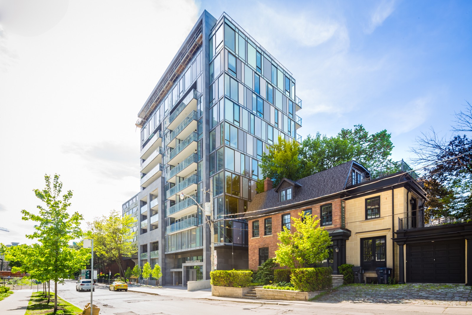 The Perry at 128 Pears Ave, Toronto 0