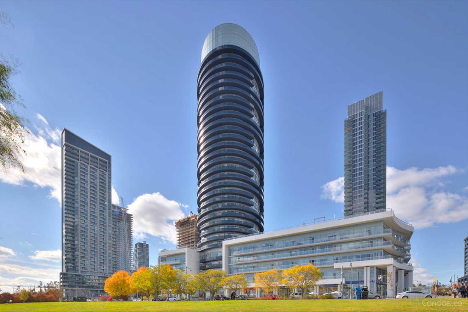 Waterscapes at 80 Marine Parade Dr, Toronto 0