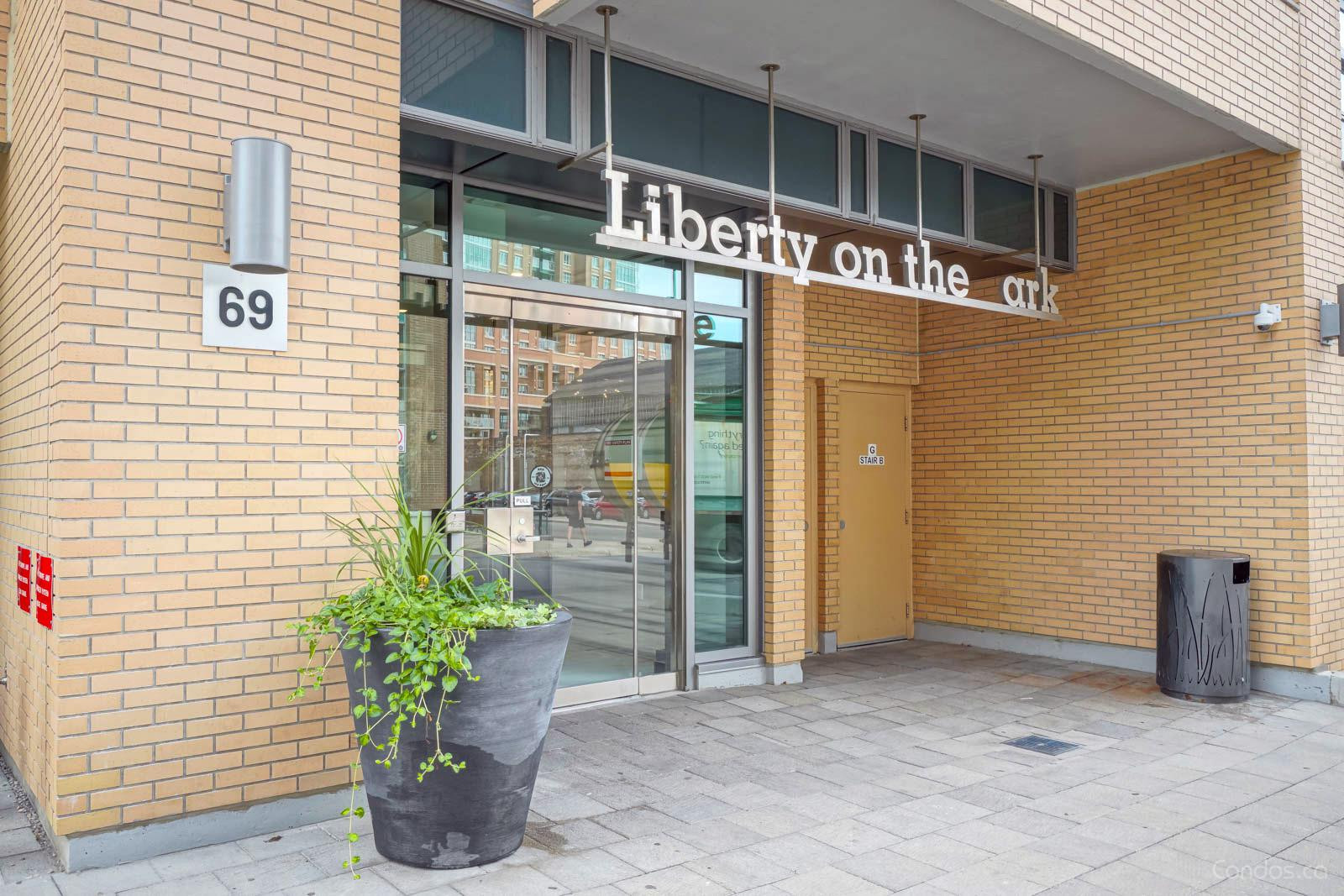 Liberty on the Park at 69 Lynn Williams St, Toronto 0