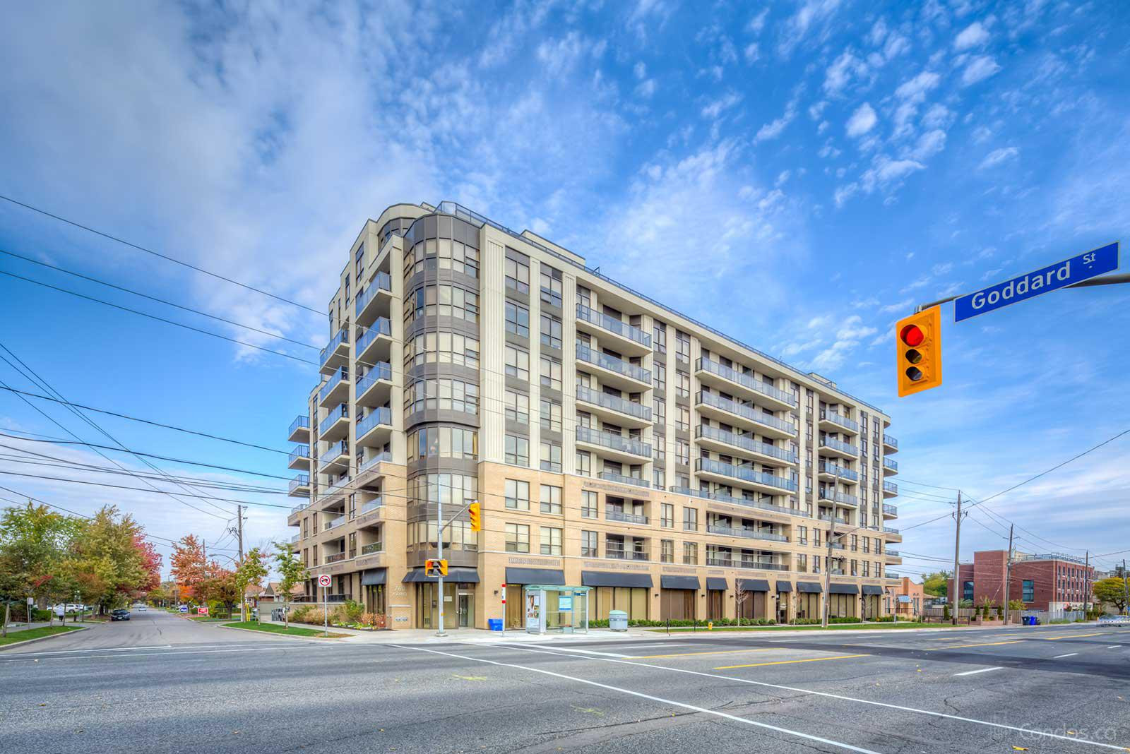 The Avanti at 760 Sheppard Ave W, Toronto 1
