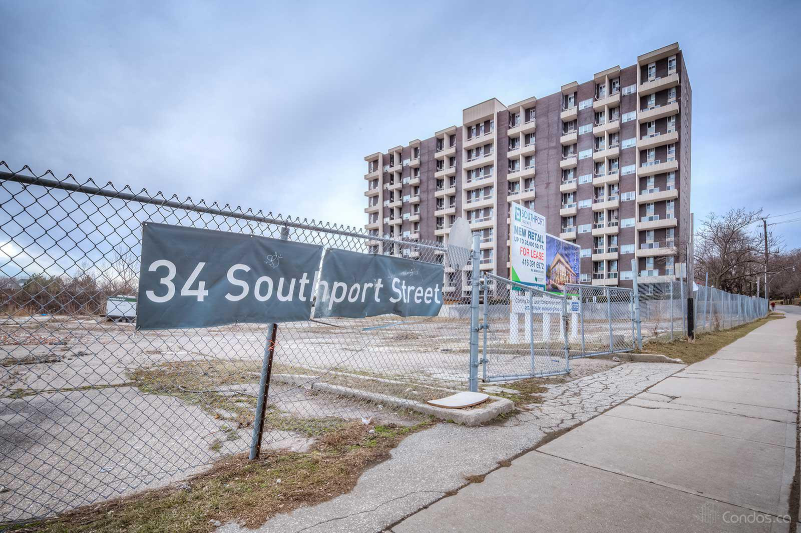 Southport Square at 34 Southport St, Toronto 0