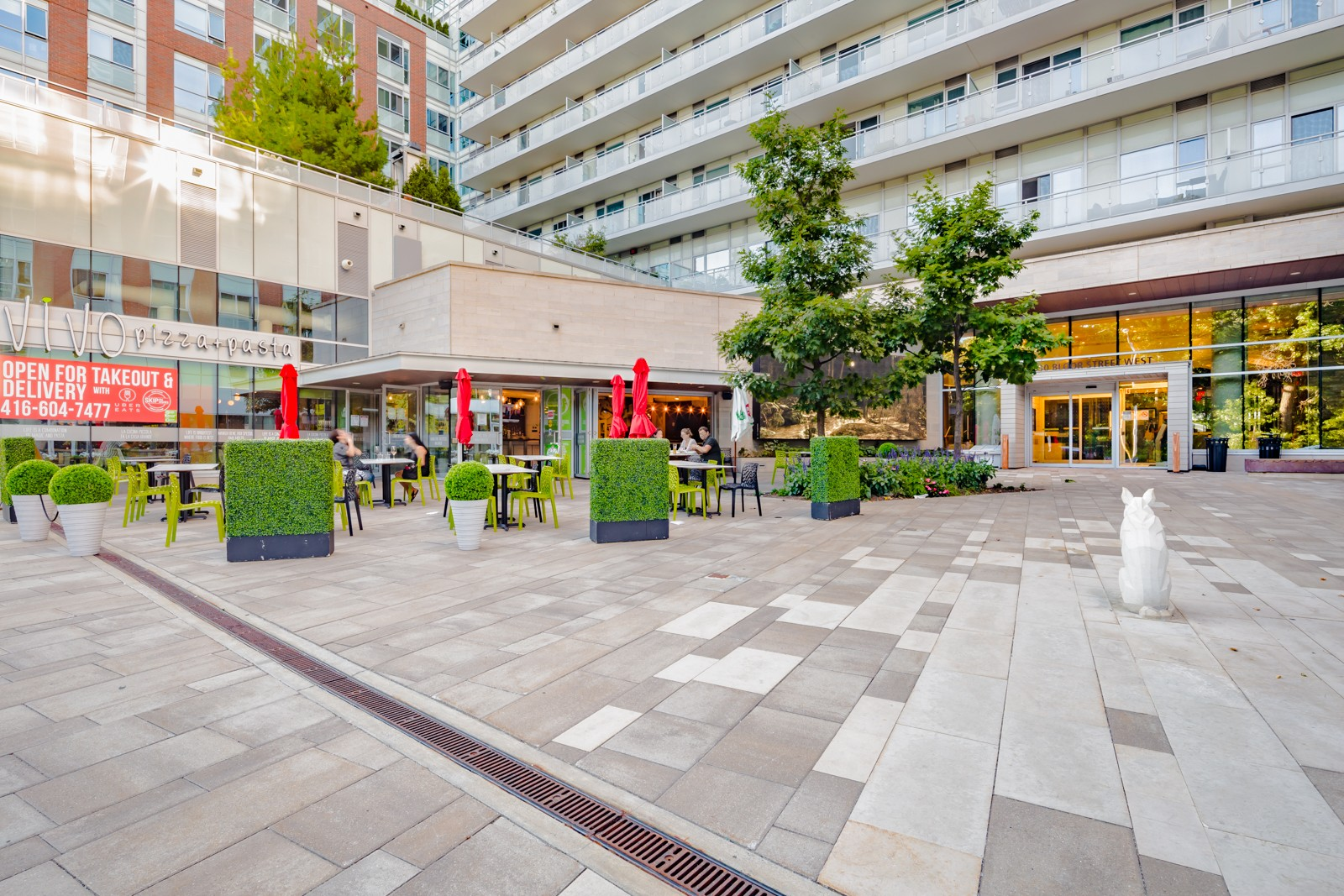 High Park Residences at 1830 Bloor St W, Toronto 1
