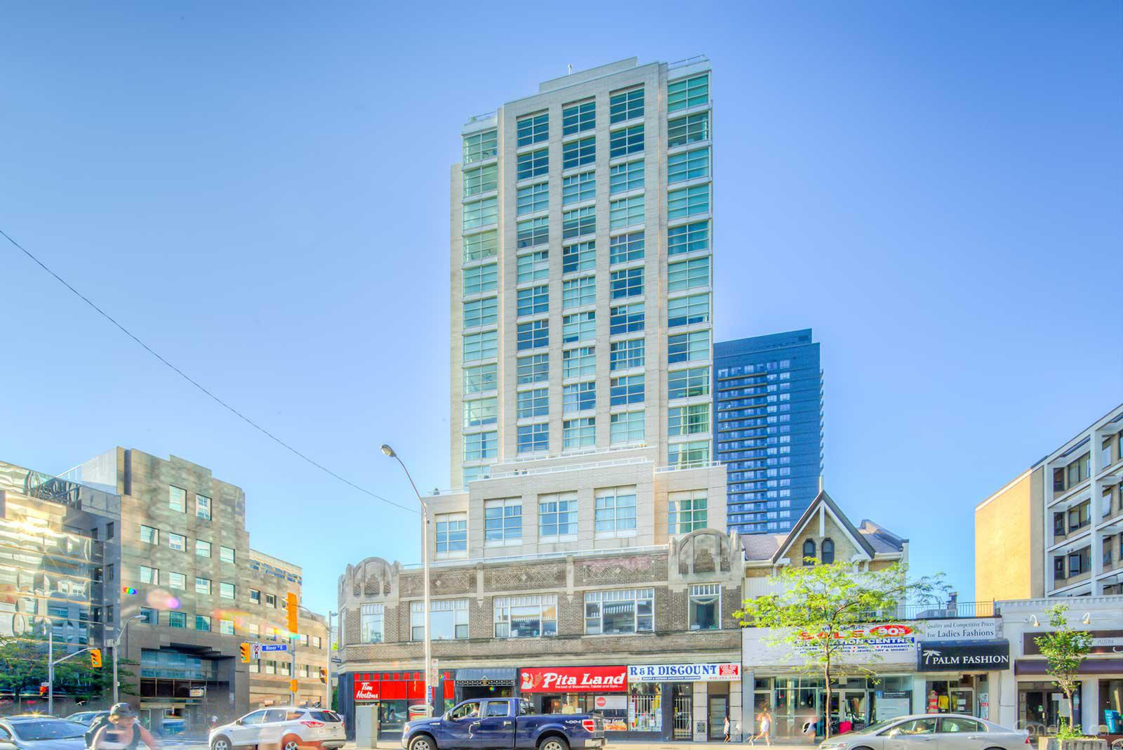 The Rosedale at 409 Bloor St E, Toronto 0