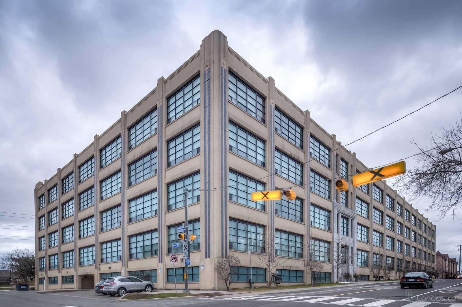 Forest Hill Lofts at 1001 Roselawn Ave, Toronto 0
