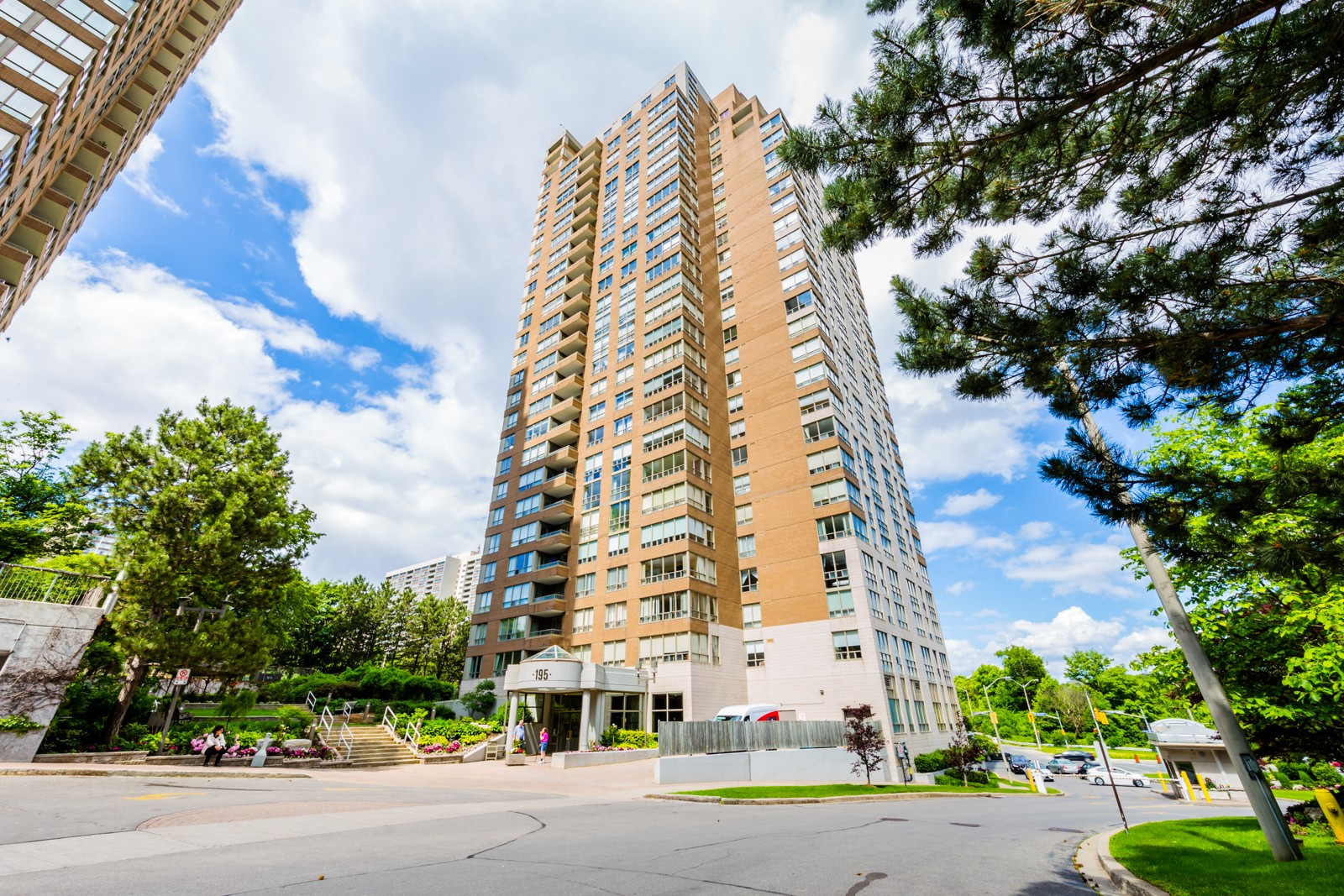 The Palisades Ⅲ at 195 Wynford Dr, Toronto 0