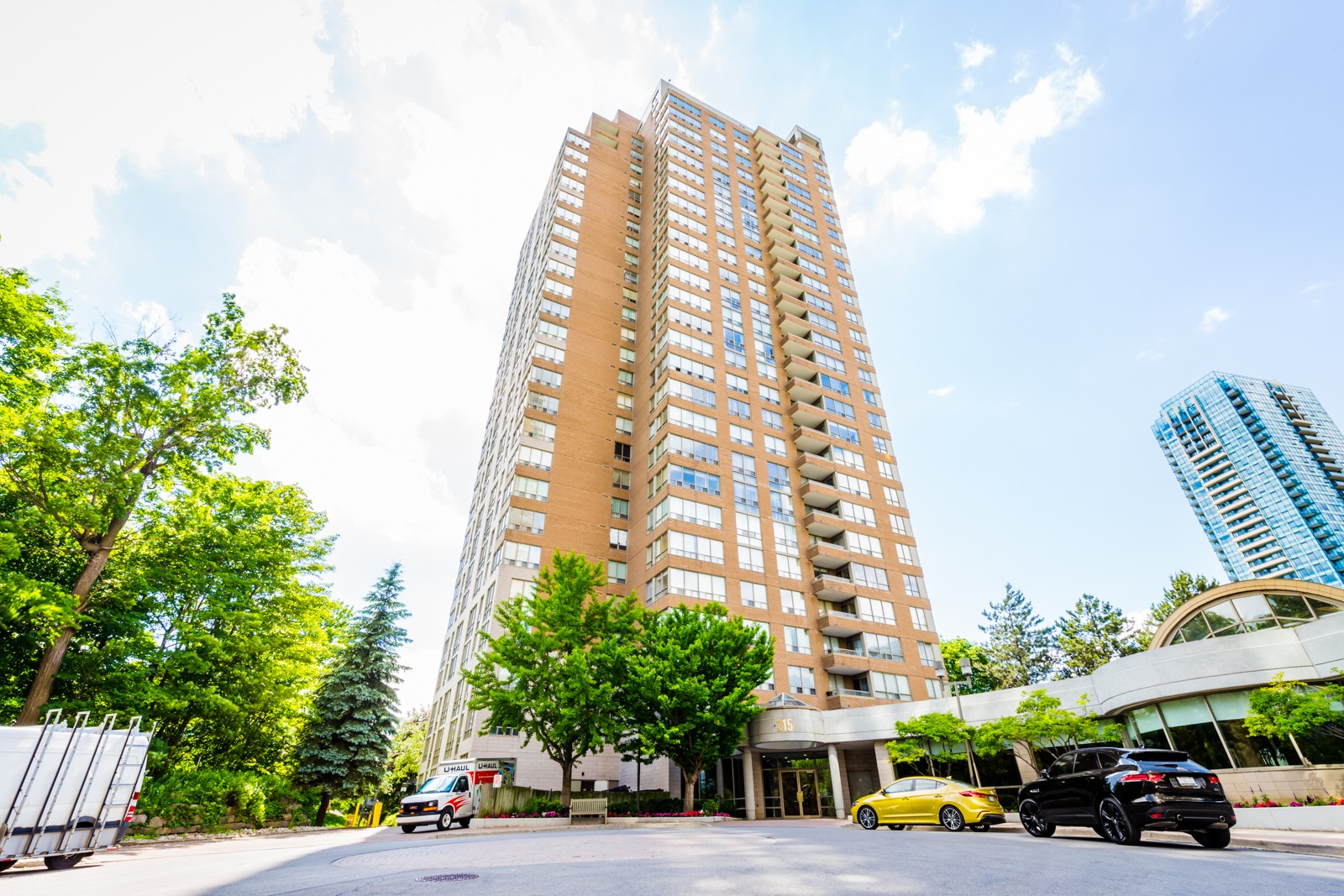 The Palisades Ⅲ at 195 Wynford Dr, Toronto 1