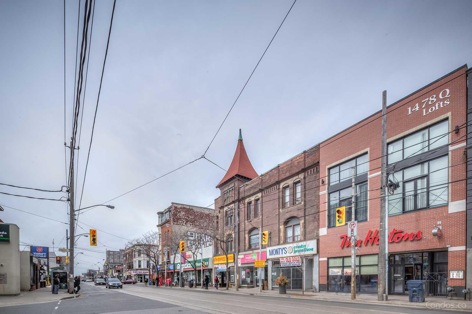 1480 QLofts at 1480 Queen St W, Toronto 0
