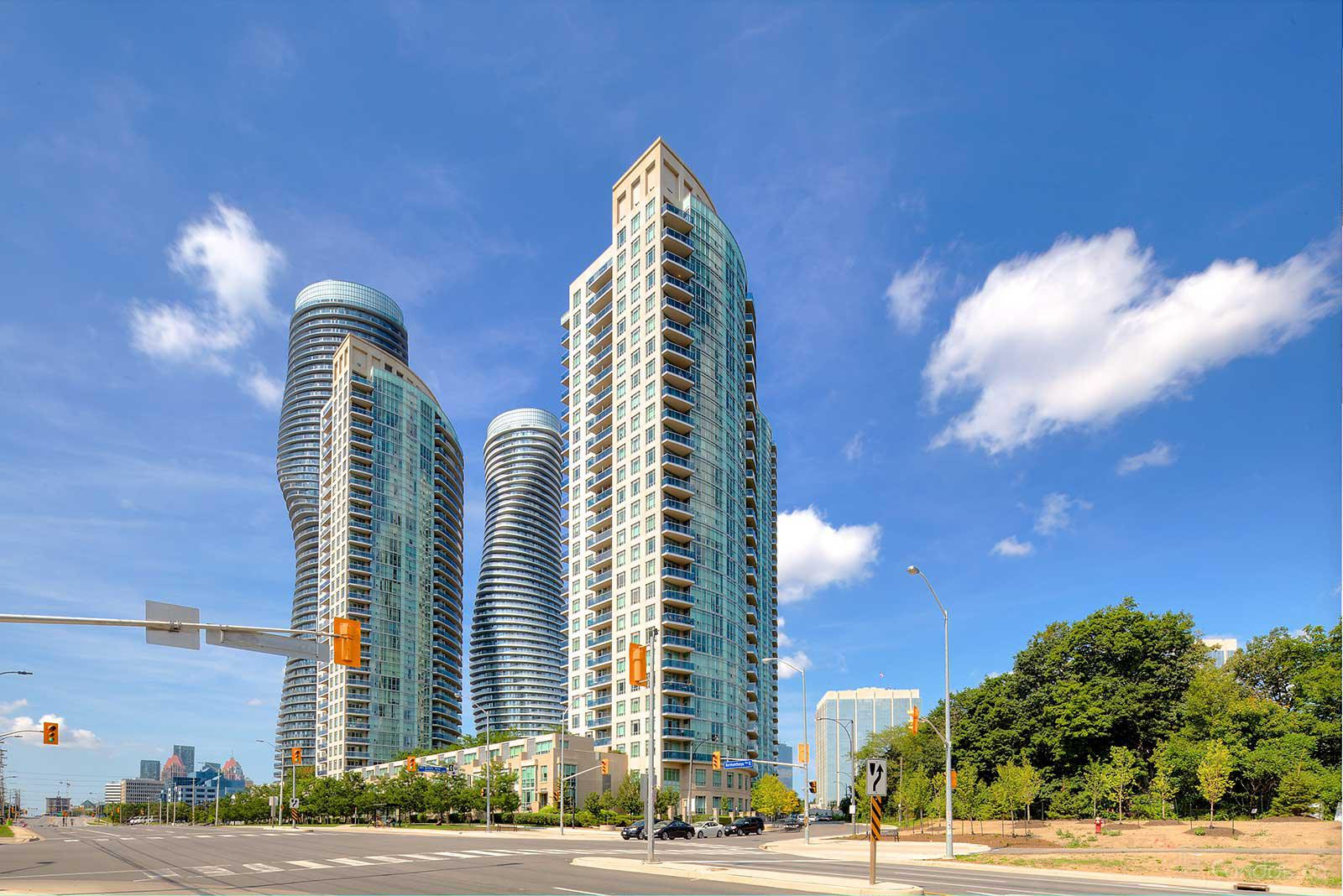 The Absolute at 90 Absolute Ave, Mississauga 0