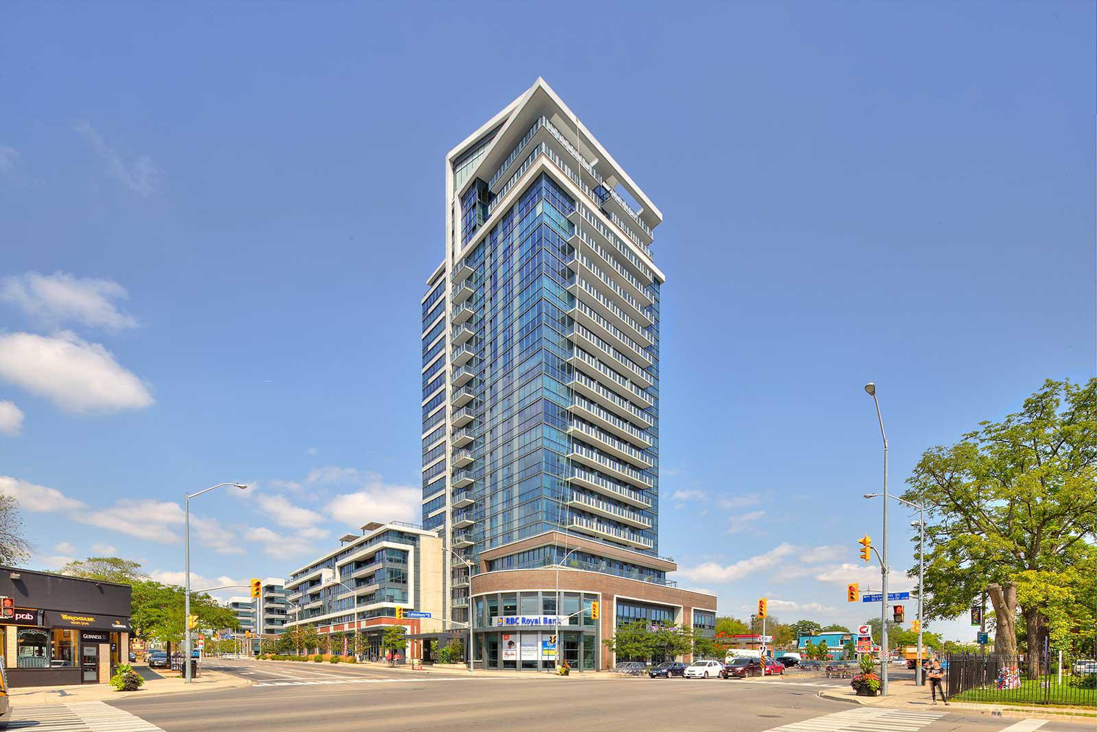 North Shore at 1 Hurontario St, Mississauga 0