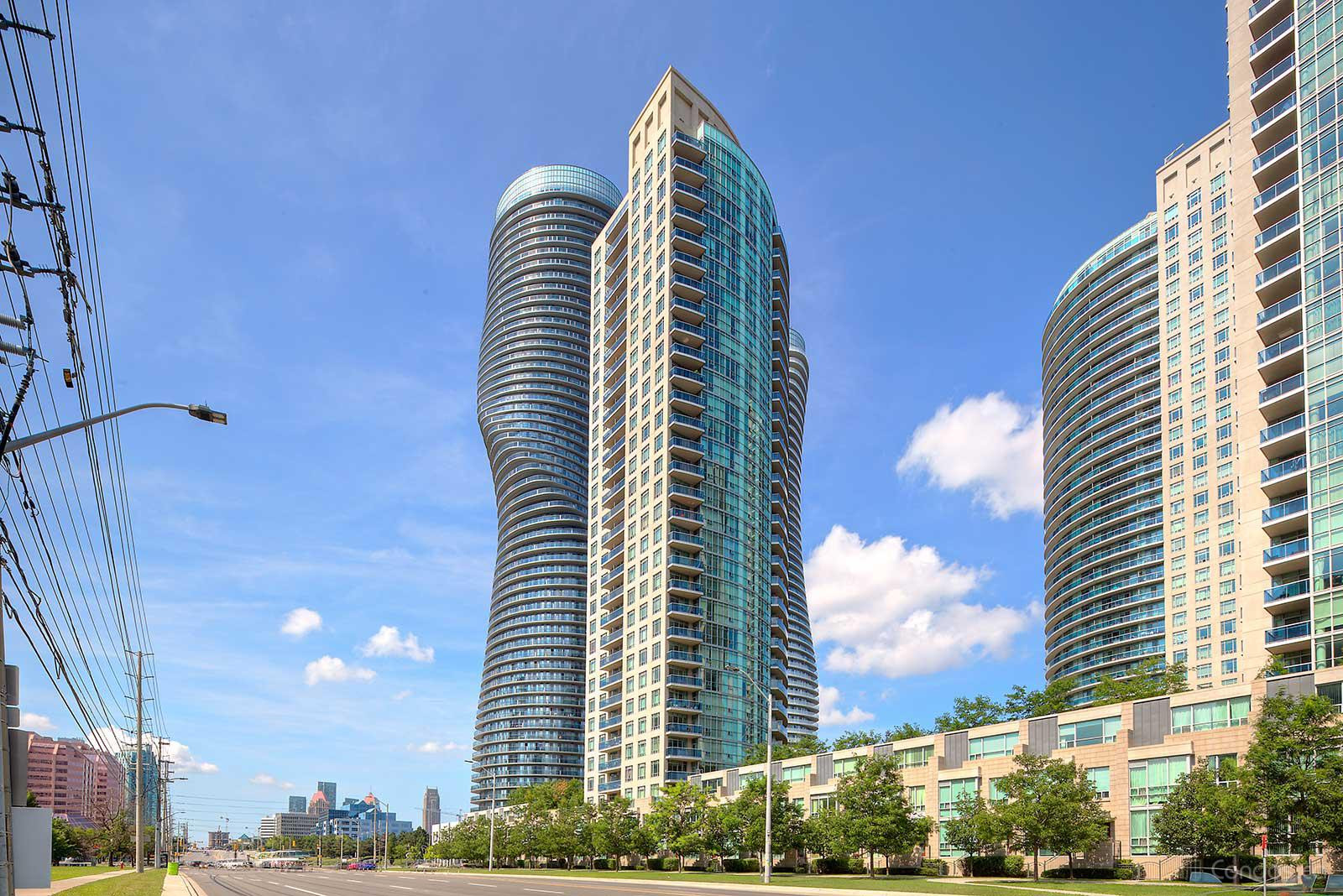 The Absolute Ⅱ at 70 Absolute Ave, Mississauga 0
