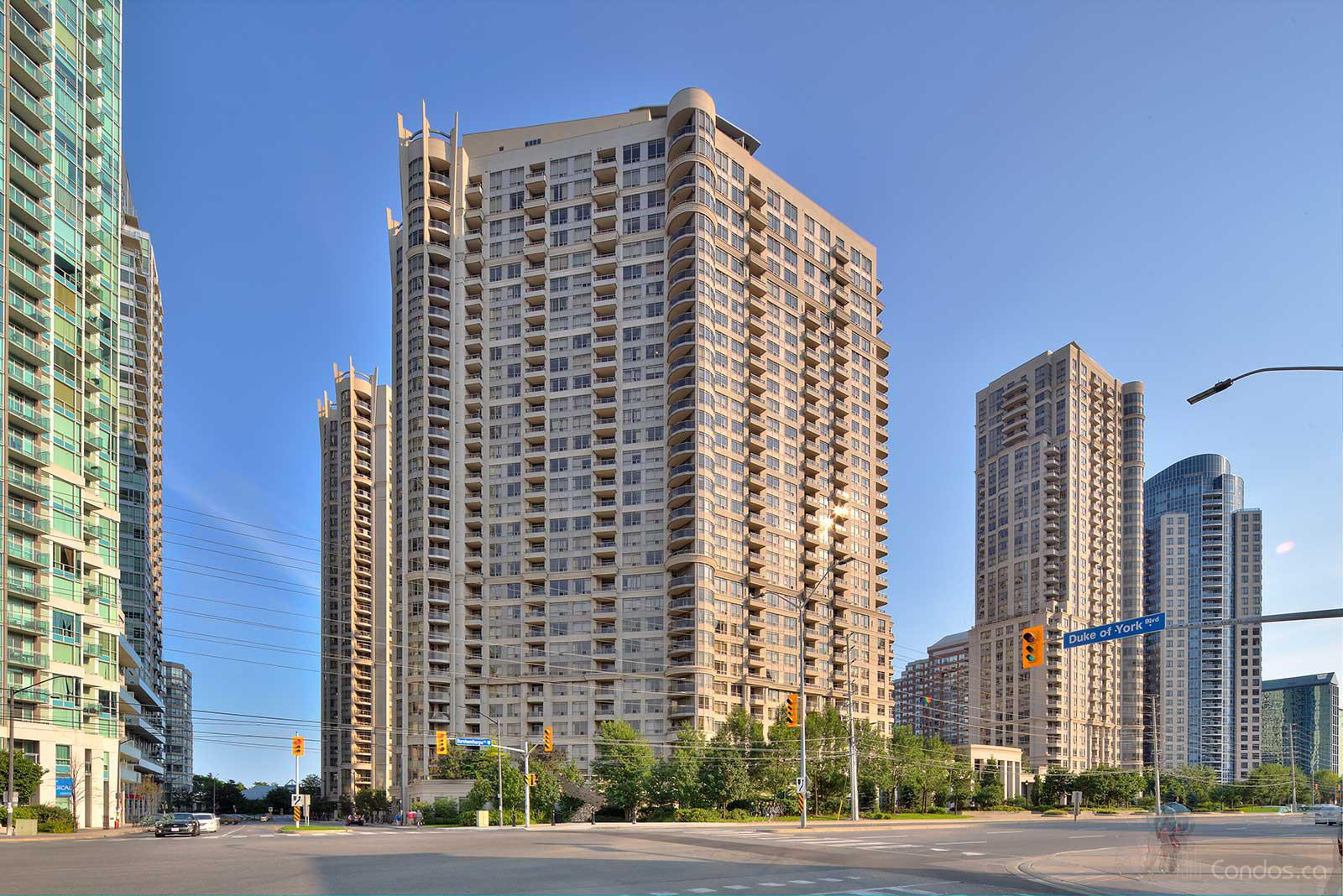 Ovation at 3880 Duke of York Blvd, Mississauga 1