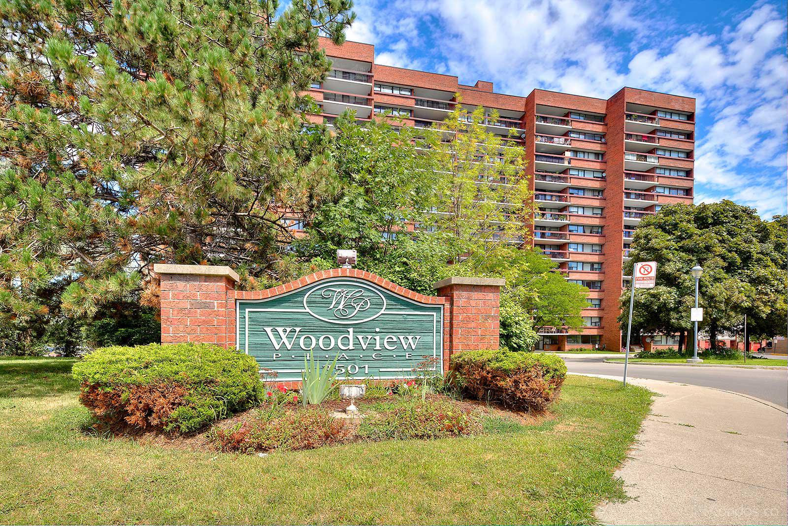 Woodview Place at 3501 Glen Erin Dr, Mississauga 1