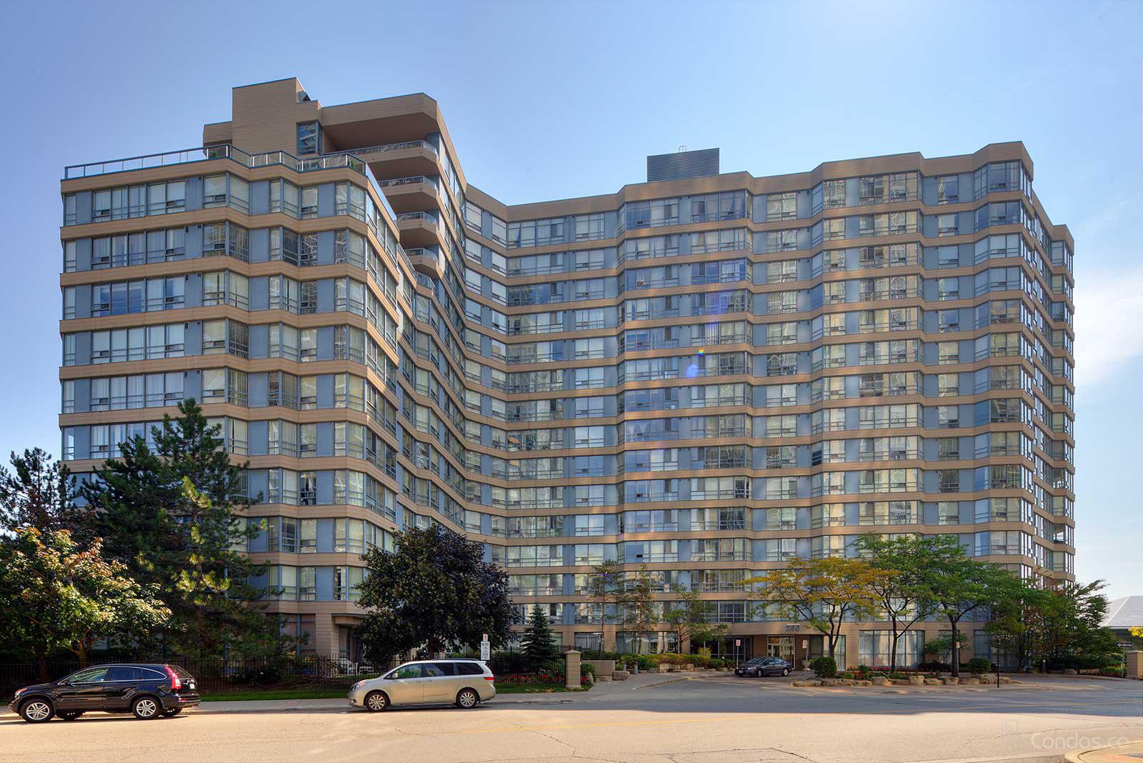 The Odyssey at 250 Webb Dr, Mississauga 1