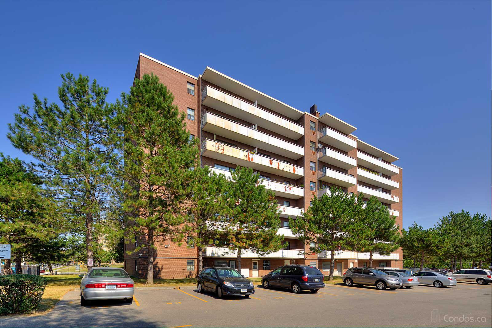 Bloorgate Towers at 3320 Fieldgate Dr, Mississauga 0