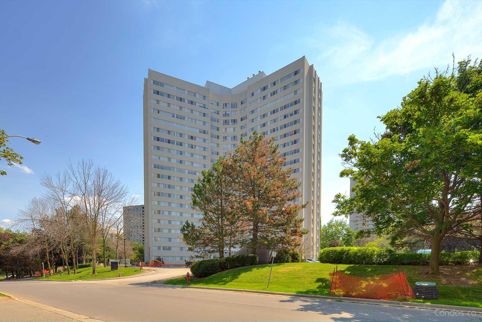 Place Royale Condo at 3695 Kaneff Crescent, Mississauga 0