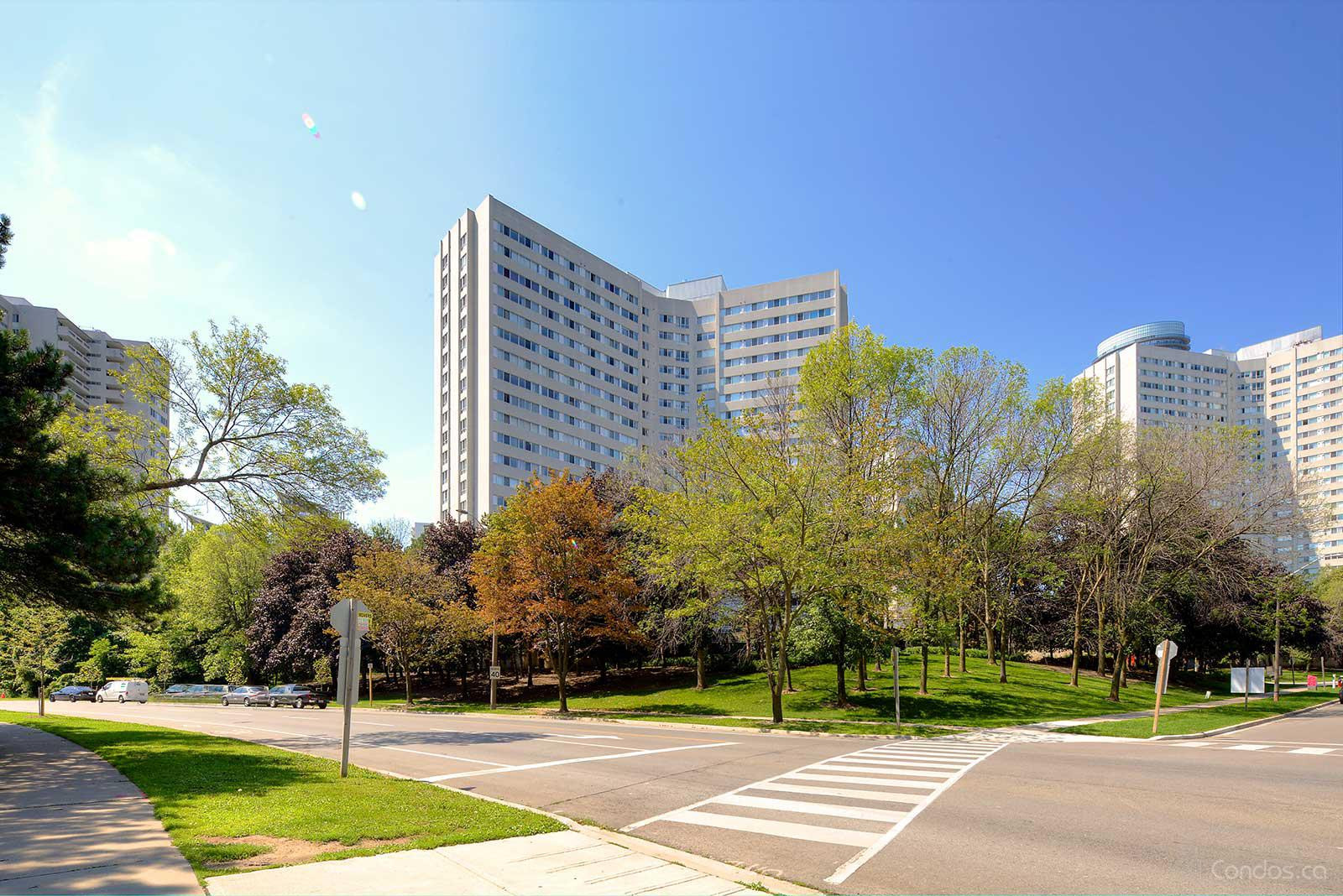 Place Royale Condo at 3695 Kaneff Crescent, Mississauga 1