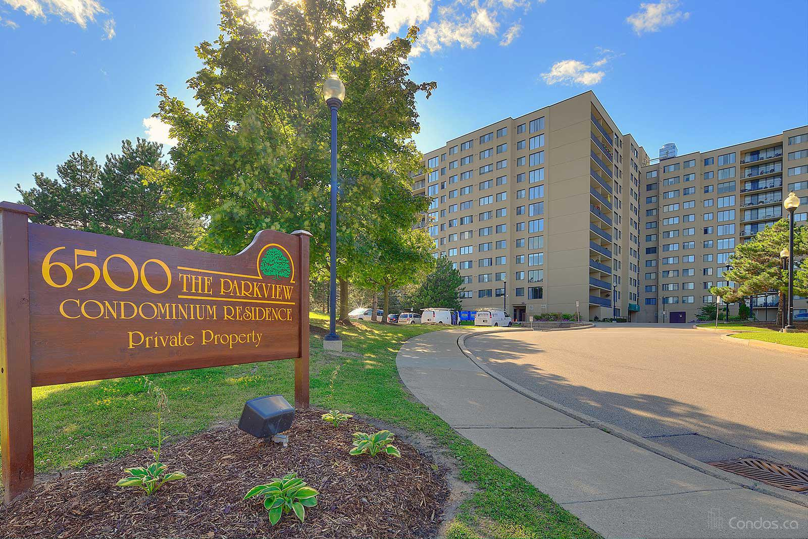 The Parkview at 6500 Montevideo Rd, Mississauga 1