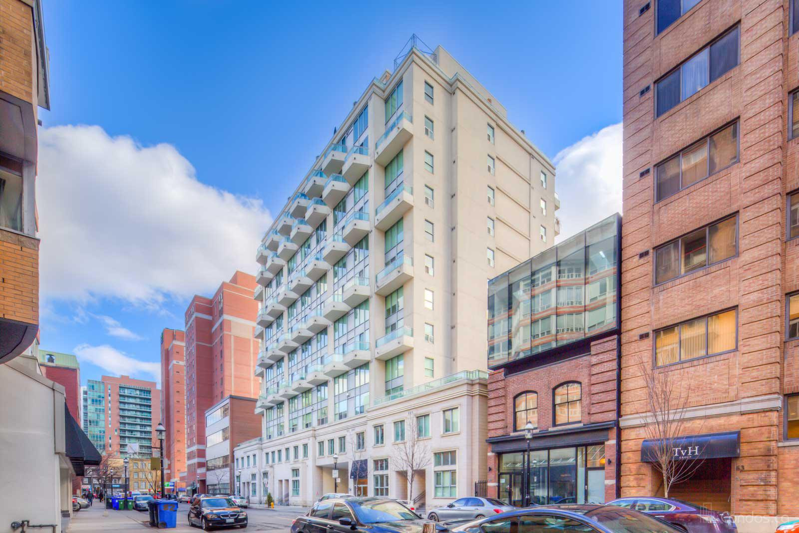 Absolute Lofts at 77 Lombard St, Toronto 0