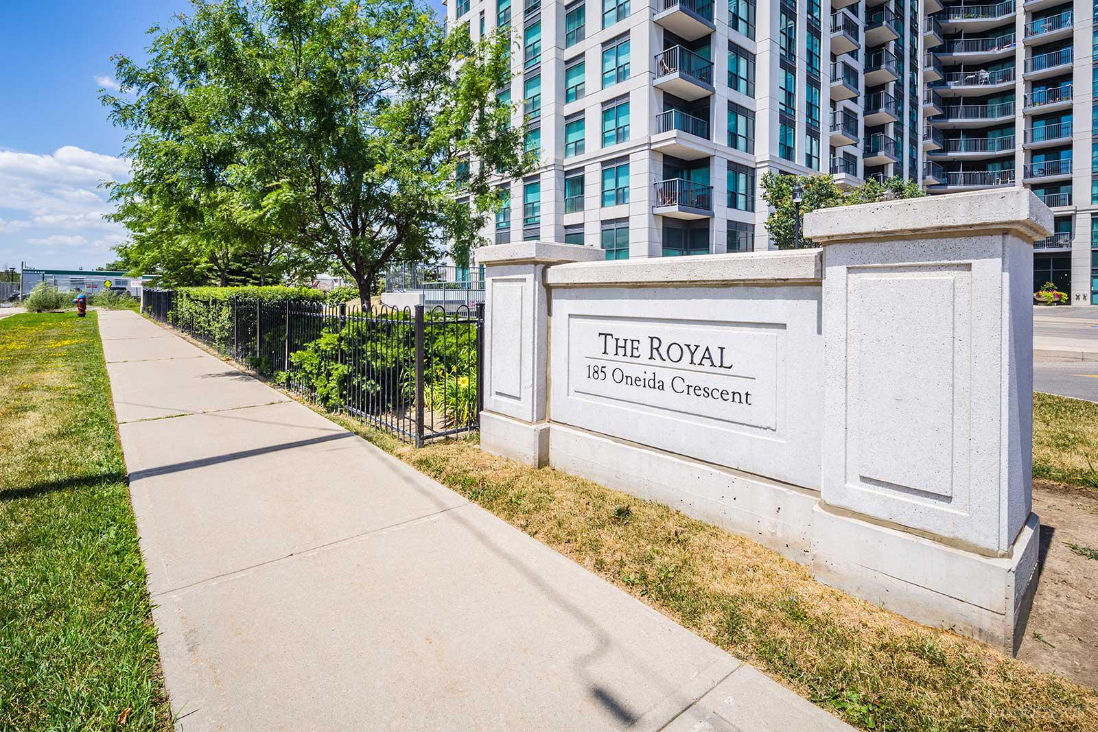The Royal at Bayview Glen at 185 Oneida Crescent, Richmond Hill 0