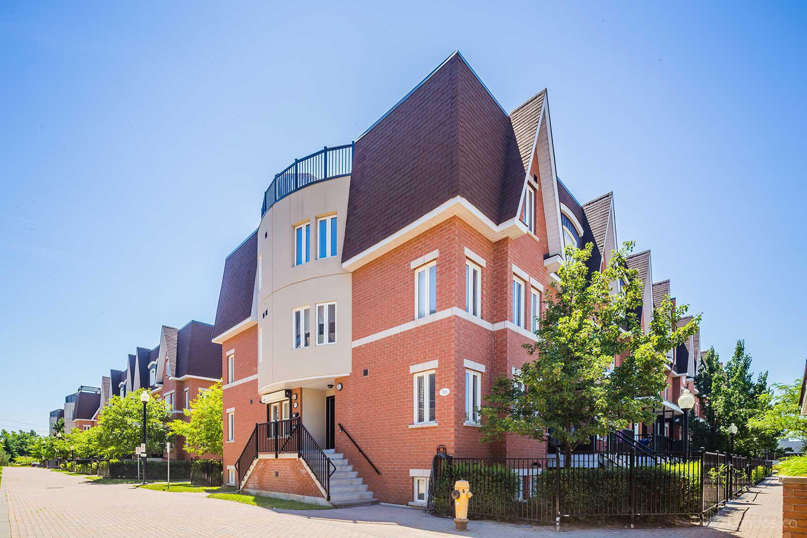 Townhomes of Thornhill Village at 308 John St, Markham 0