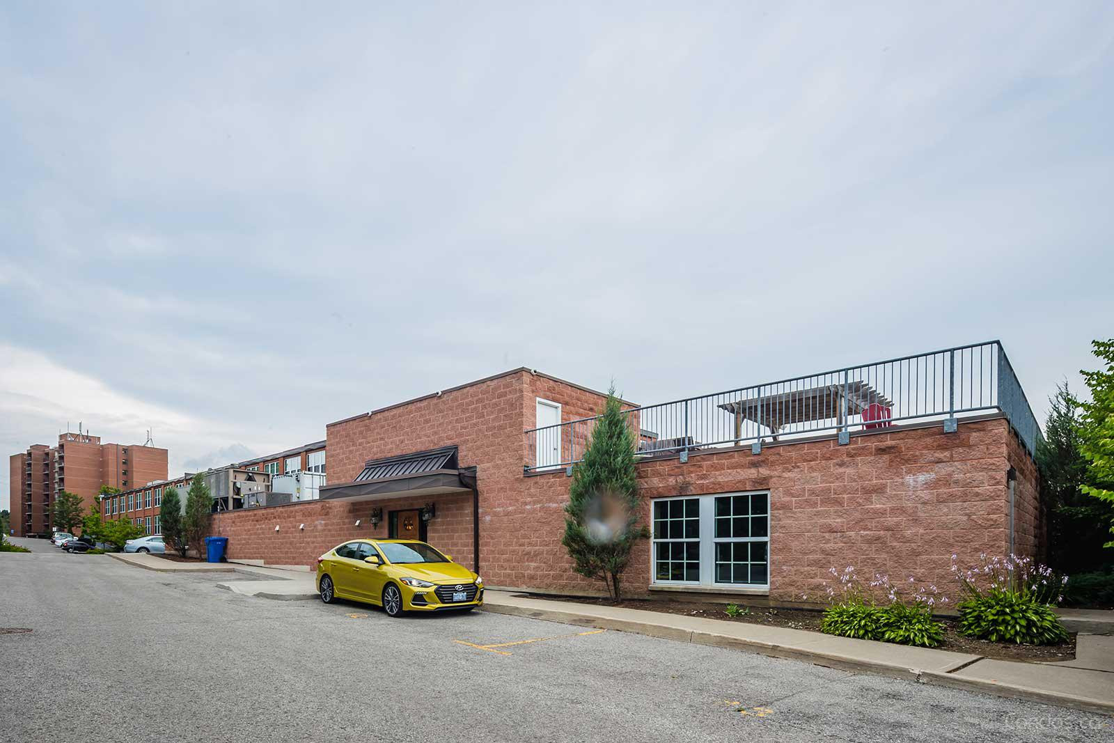Specialty Lofts at 543 Timothy St, Newmarket 0