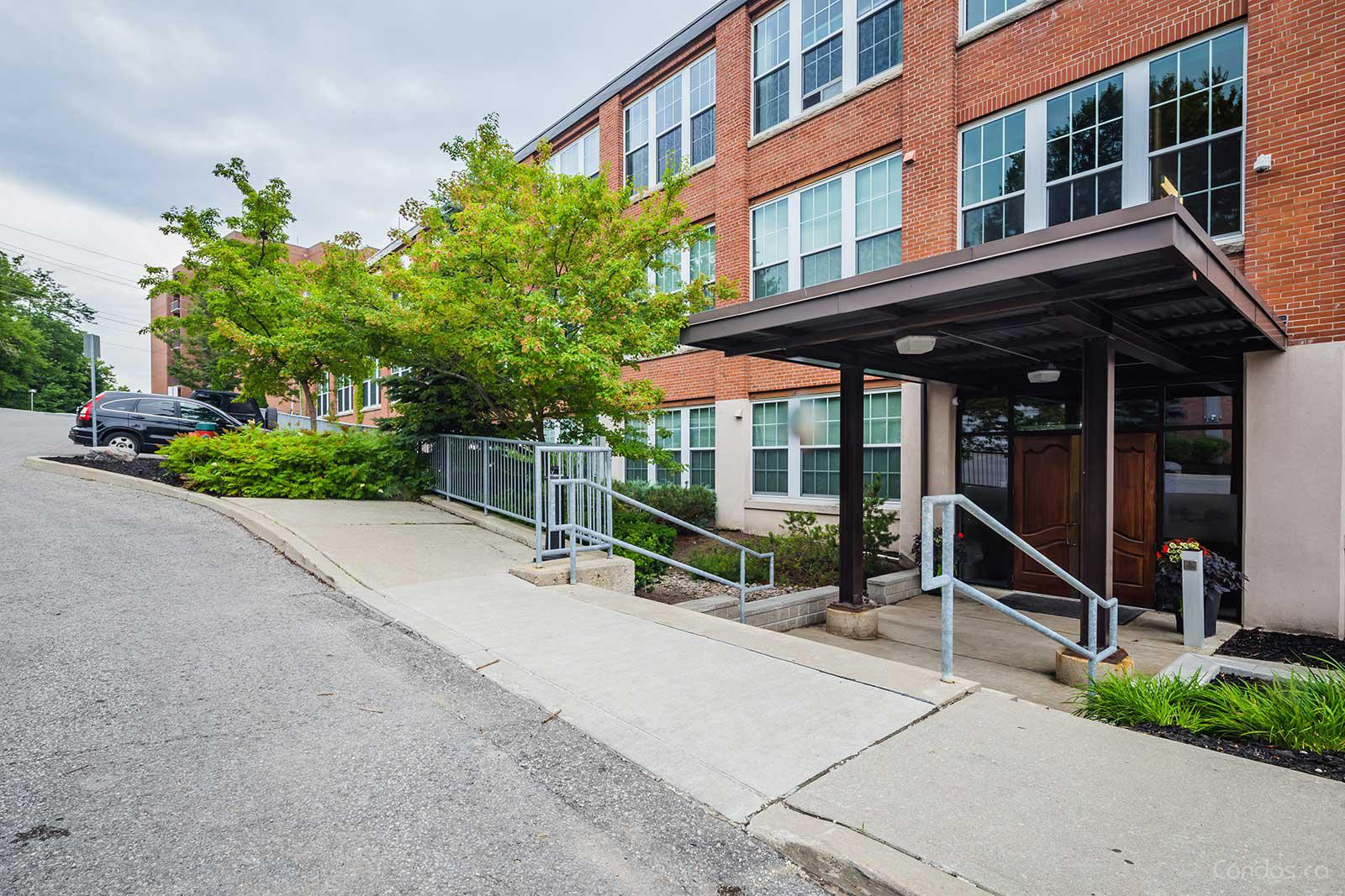 Specialty Lofts at 543 Timothy St, Newmarket 1
