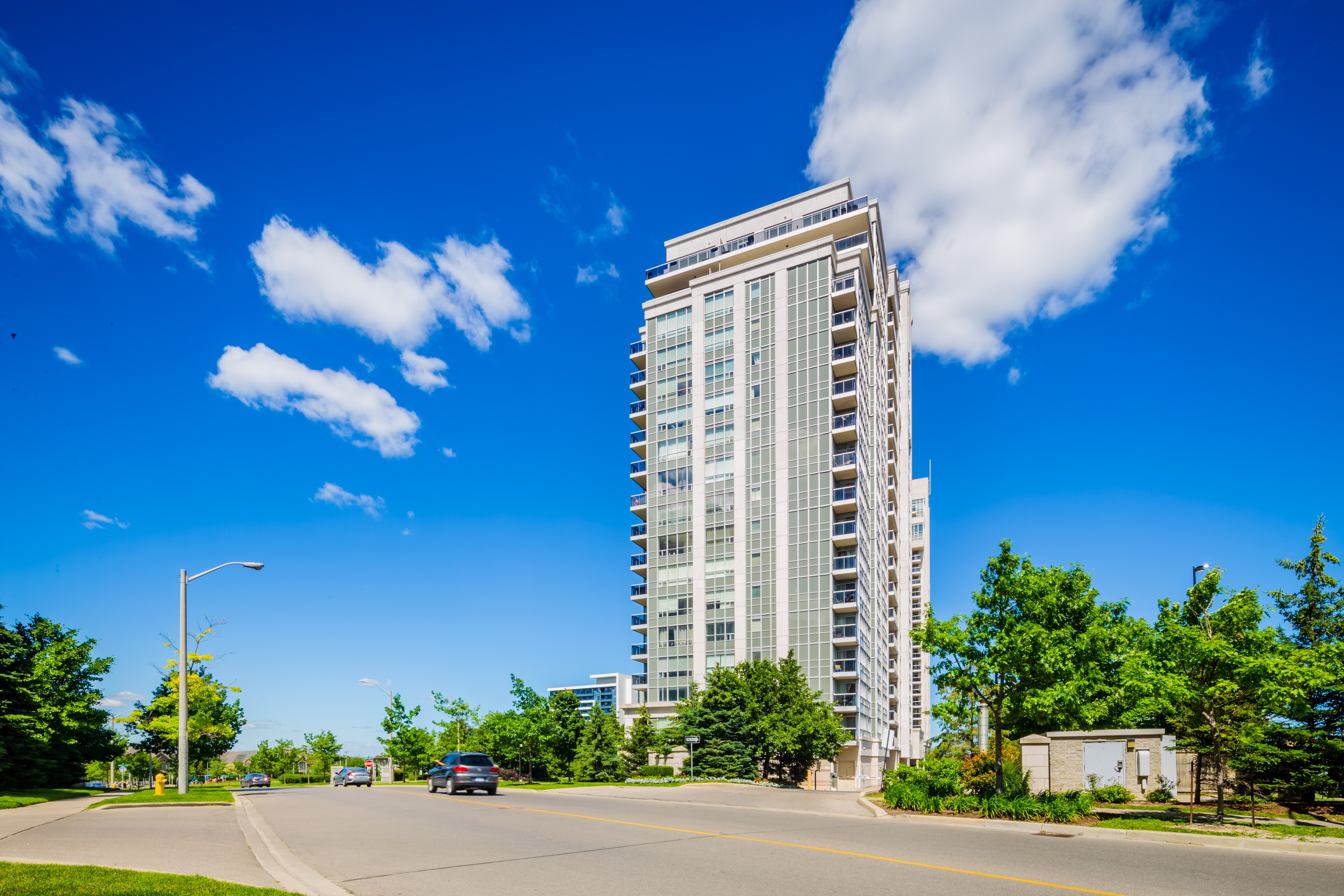The Beverley at Thornhill City Centre at 15 N Park Rd, Vaughan 1