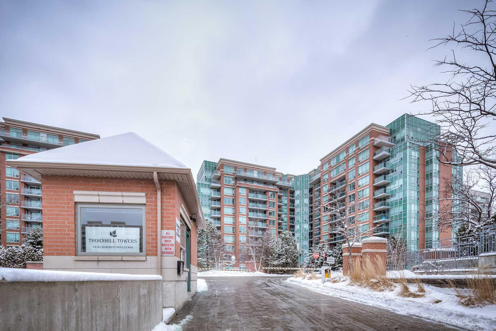 Thornhill Towers at 62 Suncrest Blvd, Markham 0