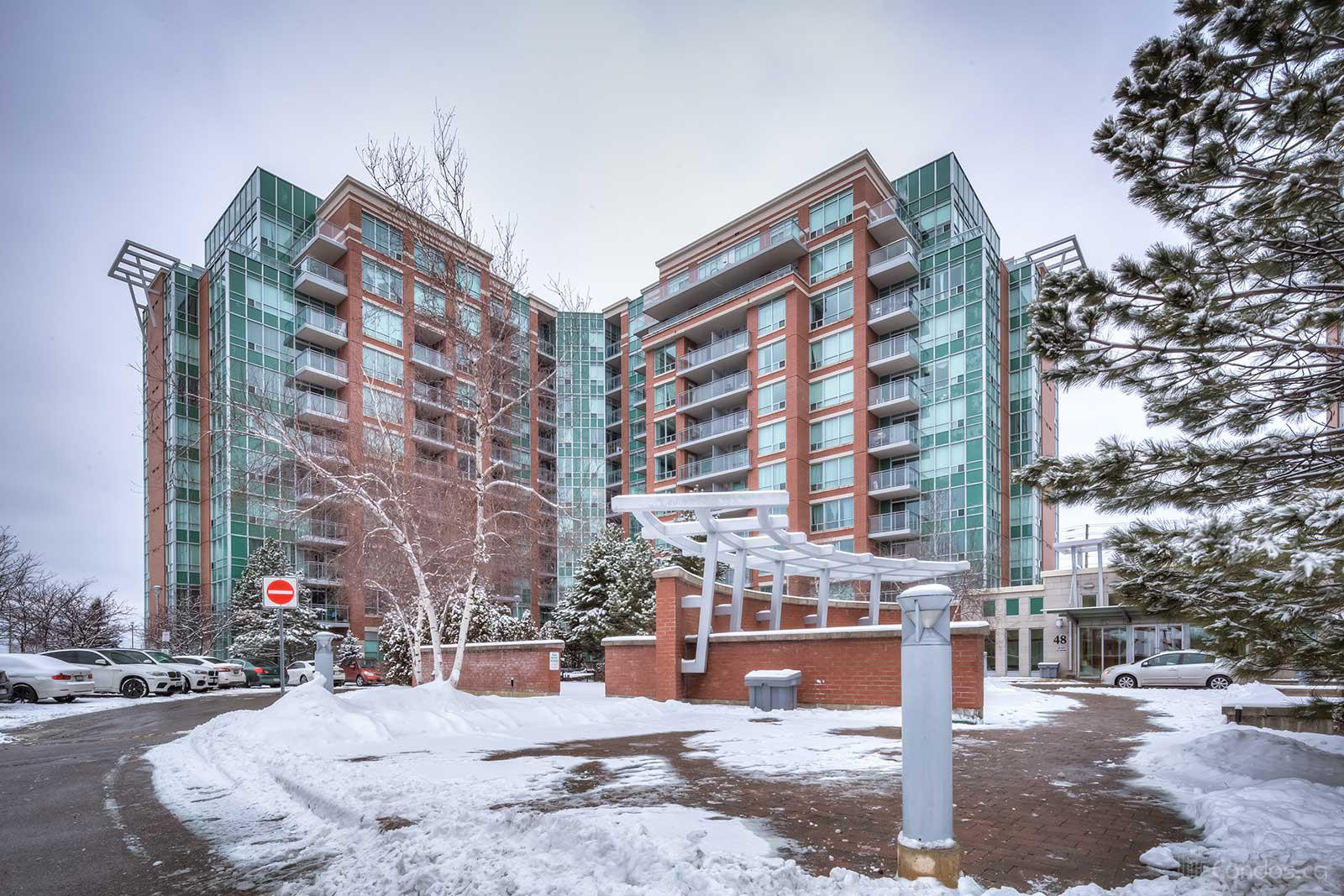 Thornhill Towers at 62 Suncrest Blvd, Markham 1