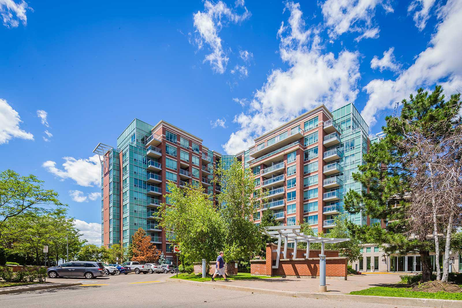 Thornhill Towers Ⅱ at 48 Suncrest Blvd, Markham 0