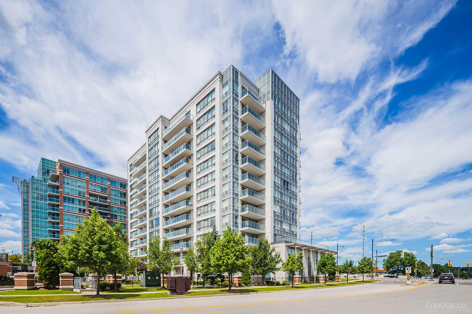Victoria Tower at 88 Times Ave, Markham 0