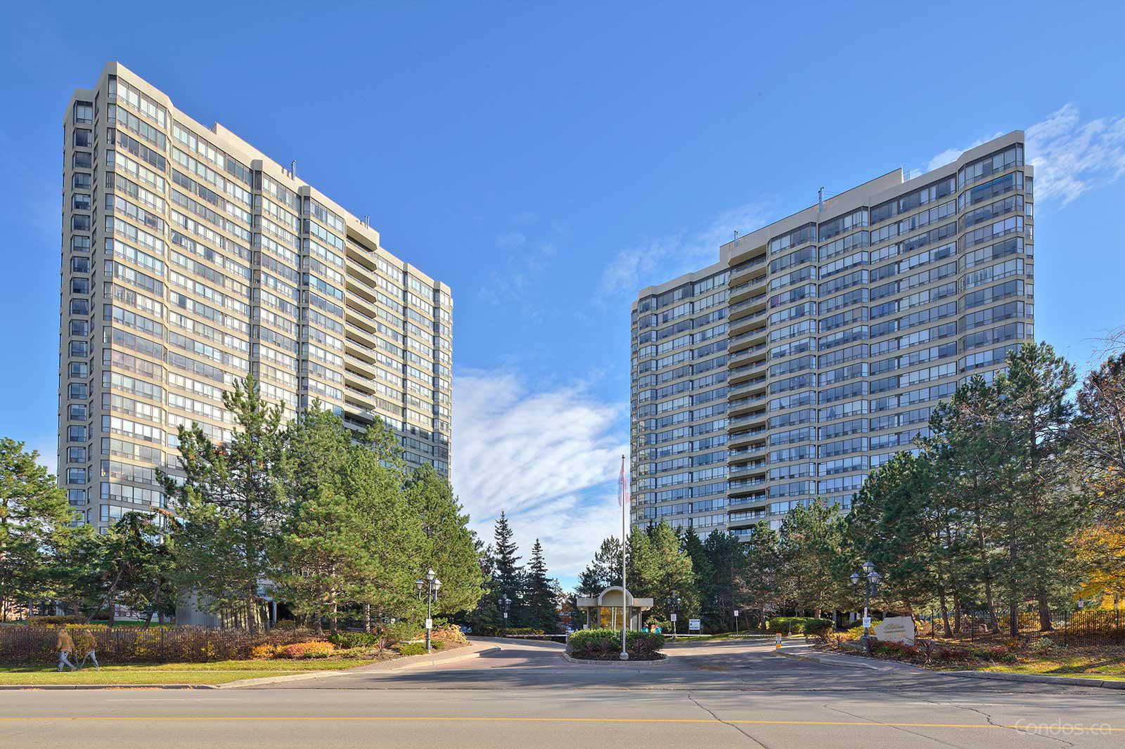 Bellair Condominiums at 24 Hanover Rd, Brampton 1