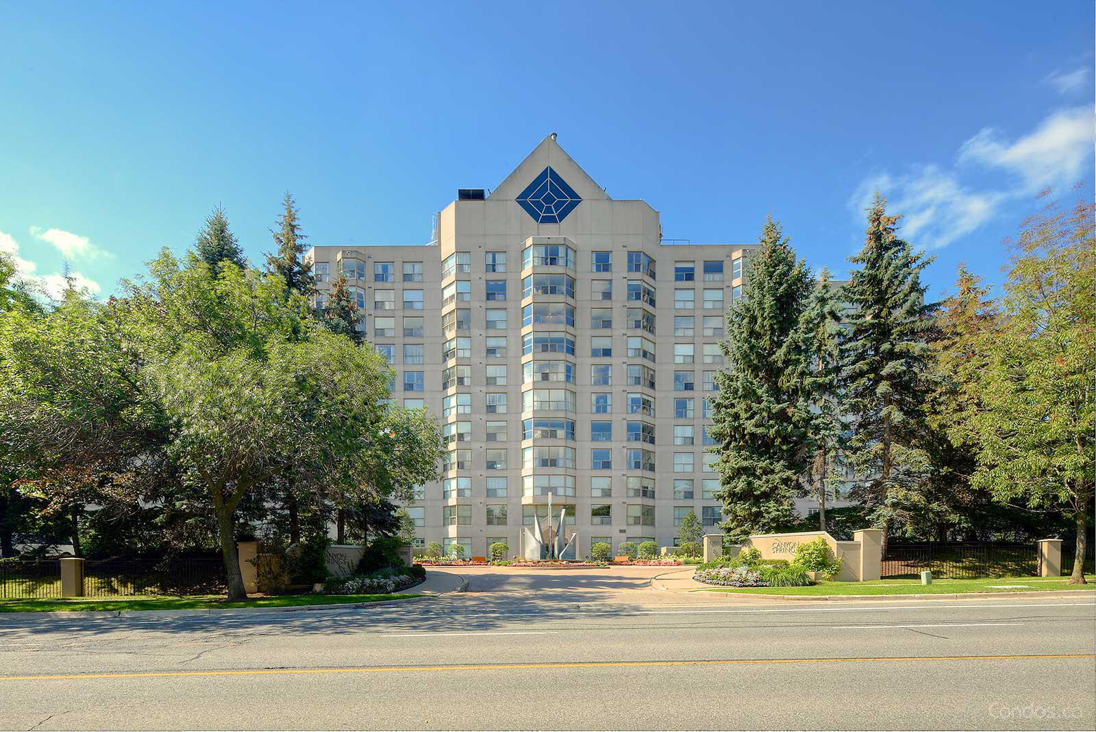 Canyon Springs at 1700 The Collegeway, Mississauga 0