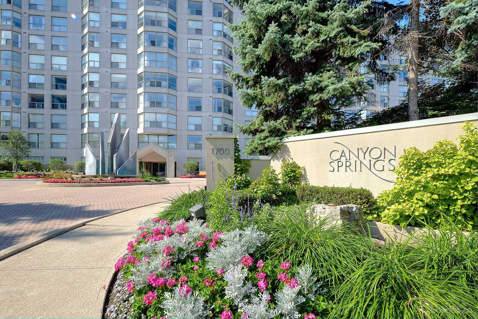Canyon Springs at 1700 The Collegeway, Mississauga 1