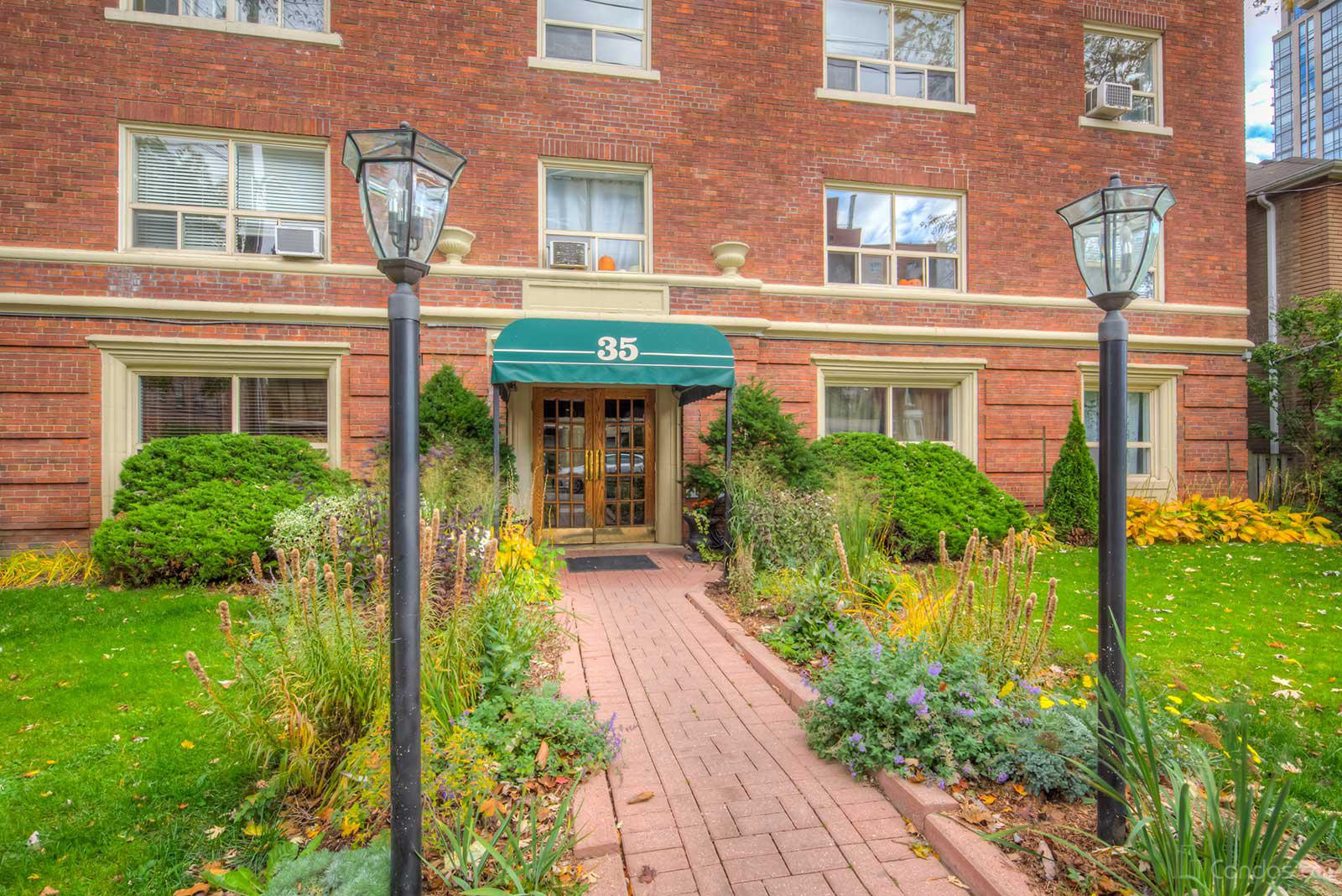 Heathwood Manor at 35 Raglan Ave, Toronto 1