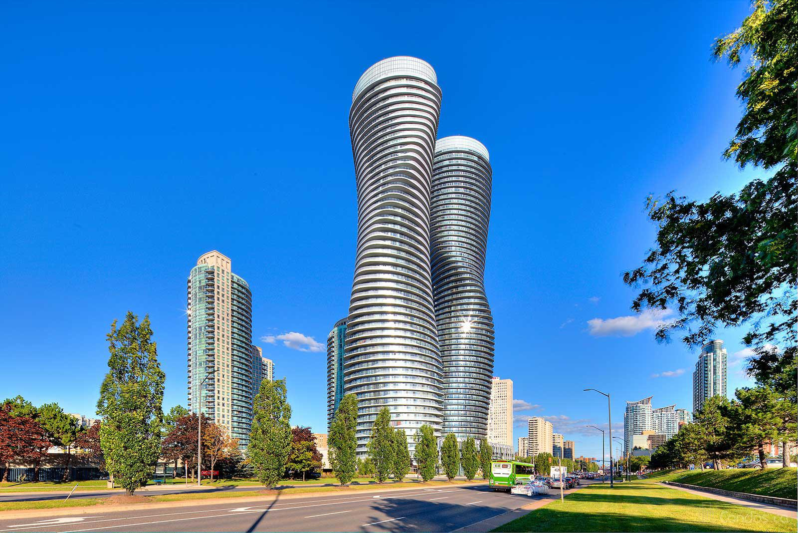Absolute World Ⅴ at 50 Absolute Ave, Mississauga 0