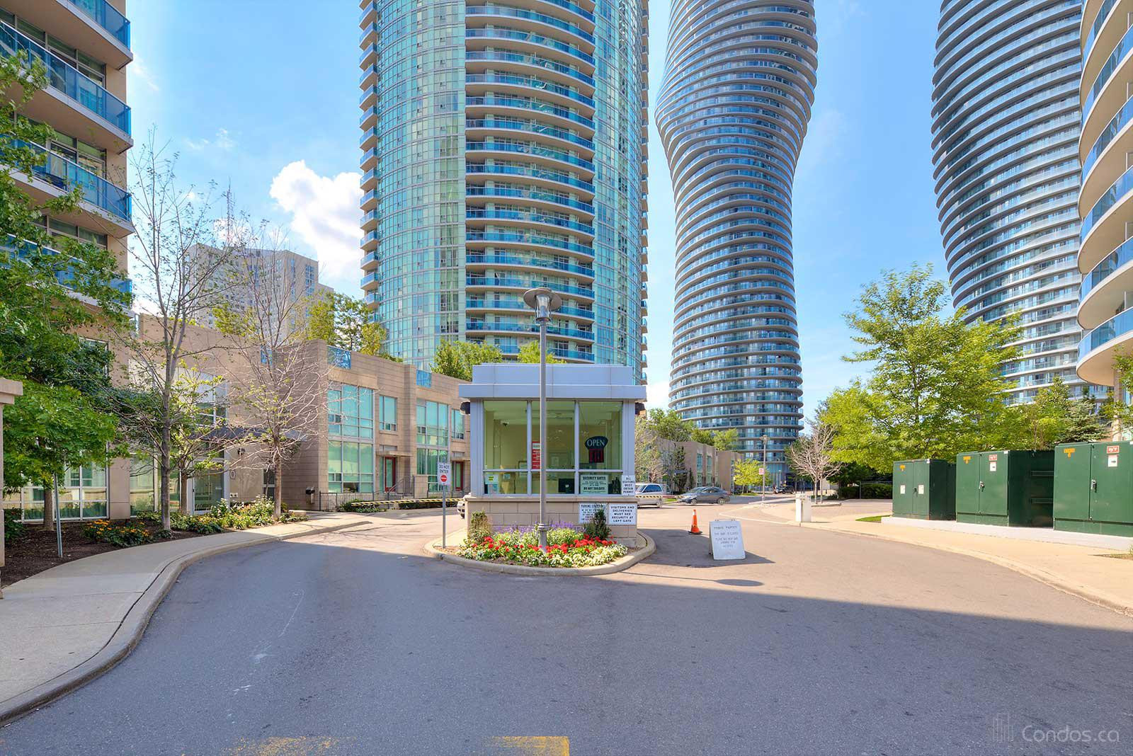 Absolute Vision at 80 Absolute Ave, Mississauga 1