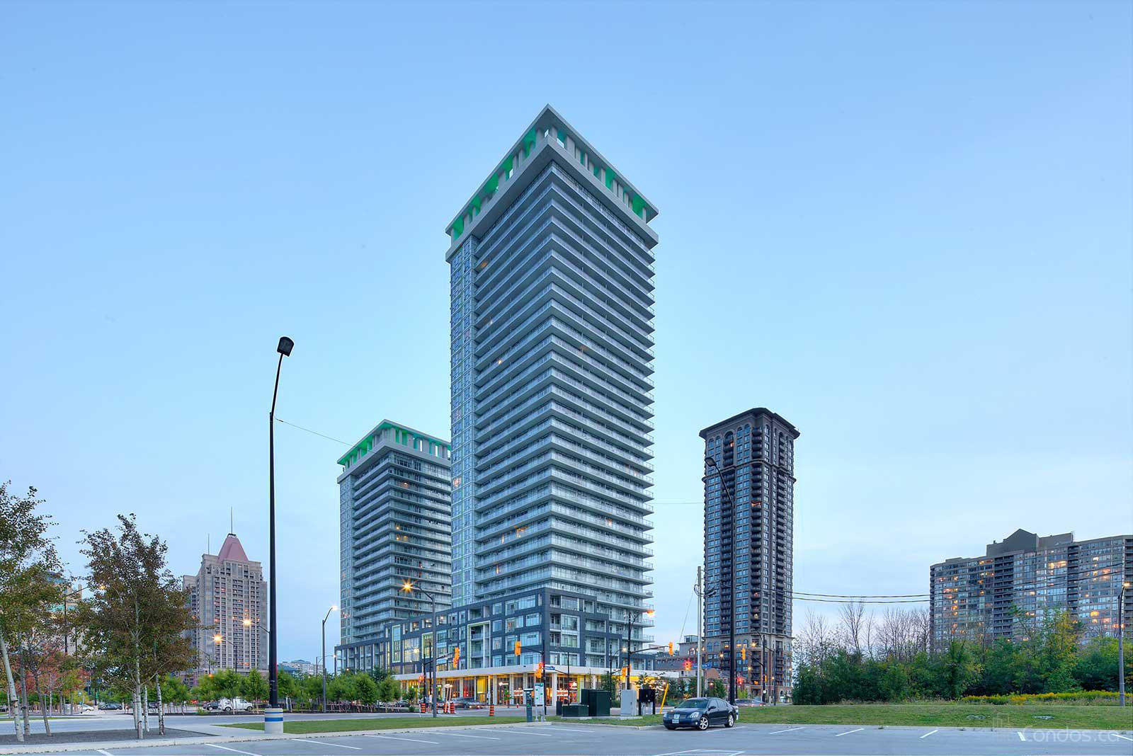 Limelight North Tower at 360 Square One Dr, Mississauga 0